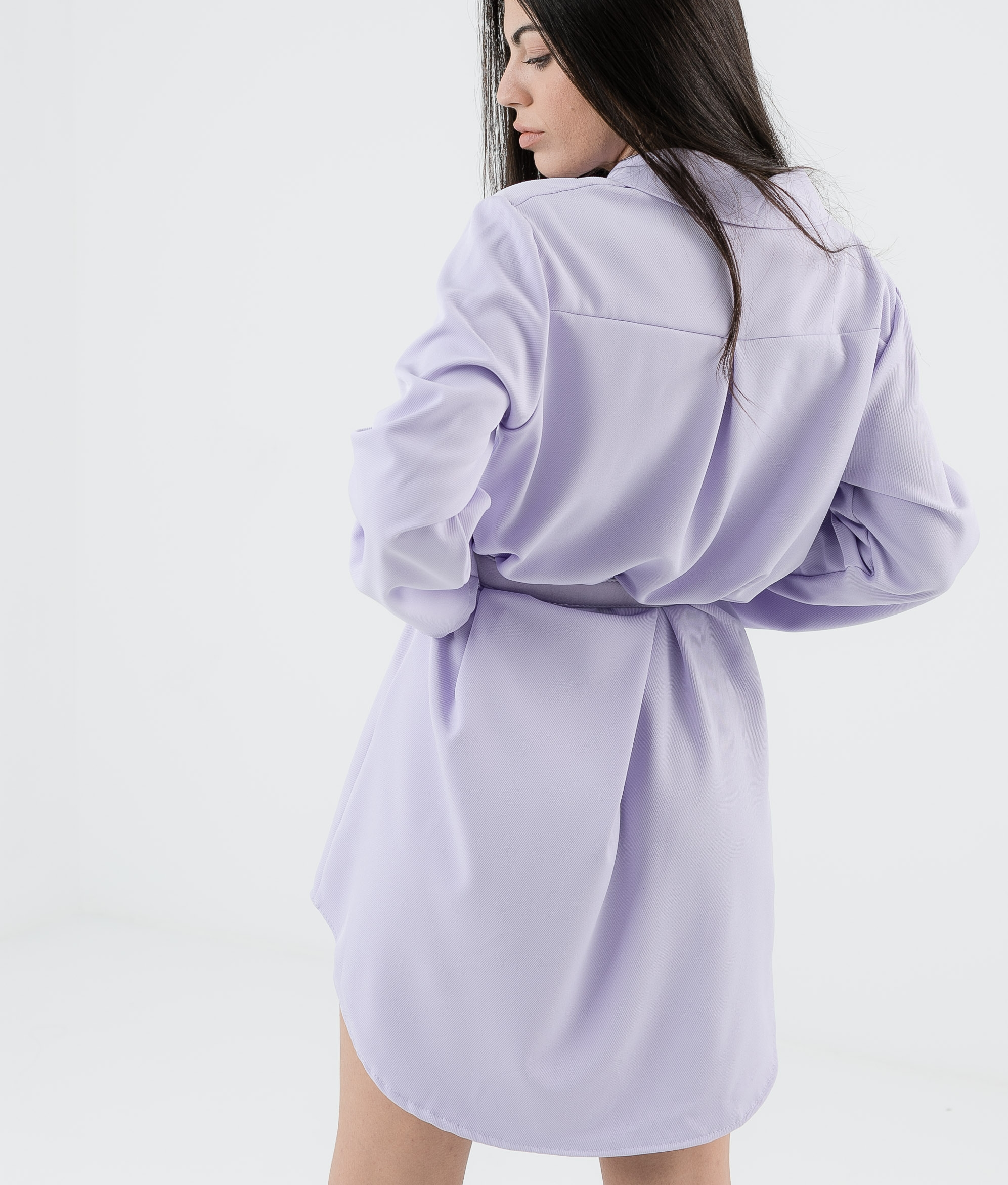 RIVEL DRESS - PURPLE