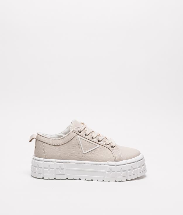 Sneakers RONDI - BEIGE