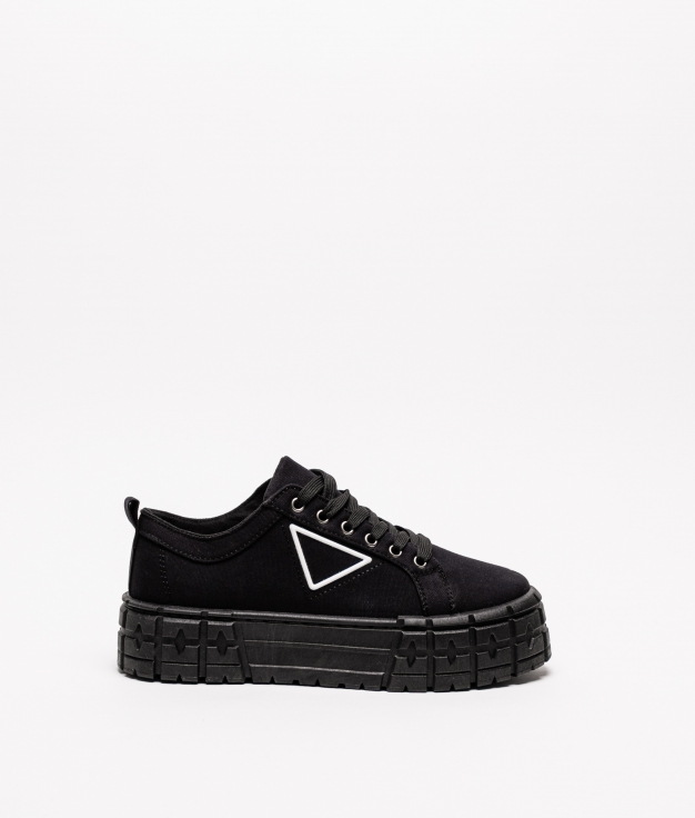 Sneakers RONDI - BLACK