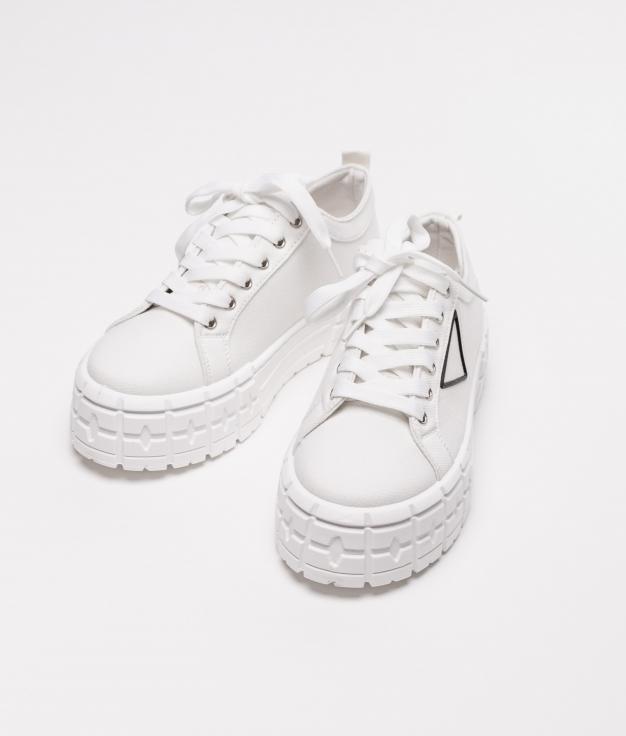 Sneakers RONDI - WHITE