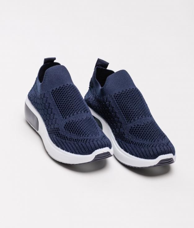 Sneakers Tronde - Blu