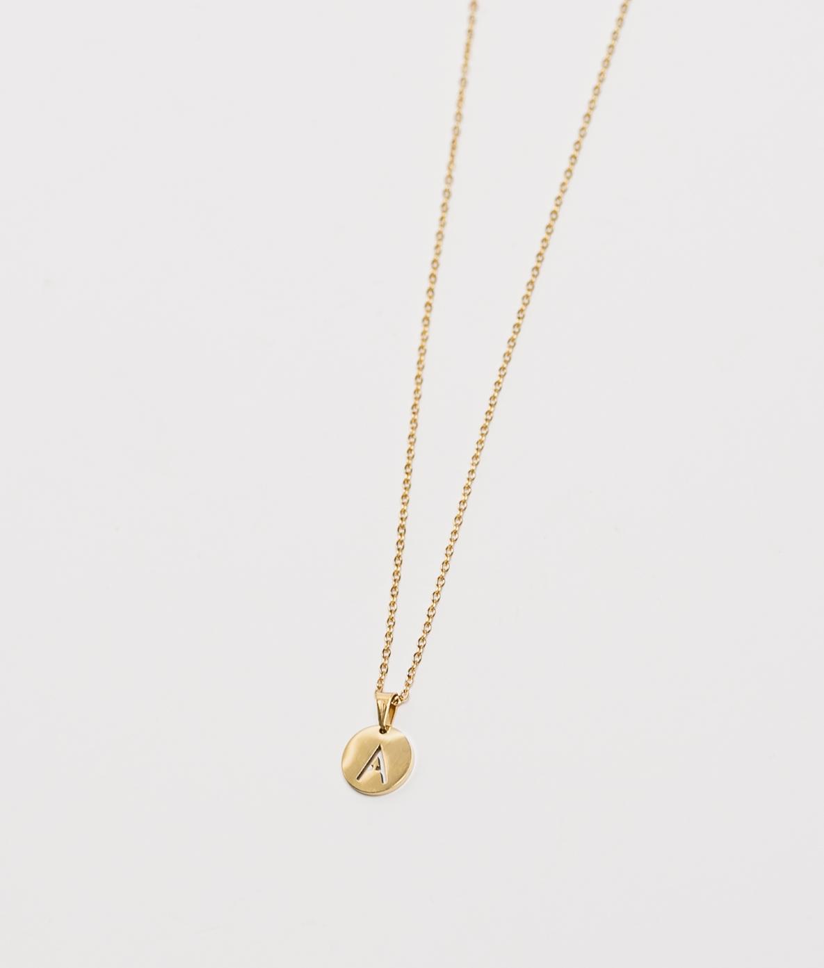 NECKLACE INDELEIN - GOLD