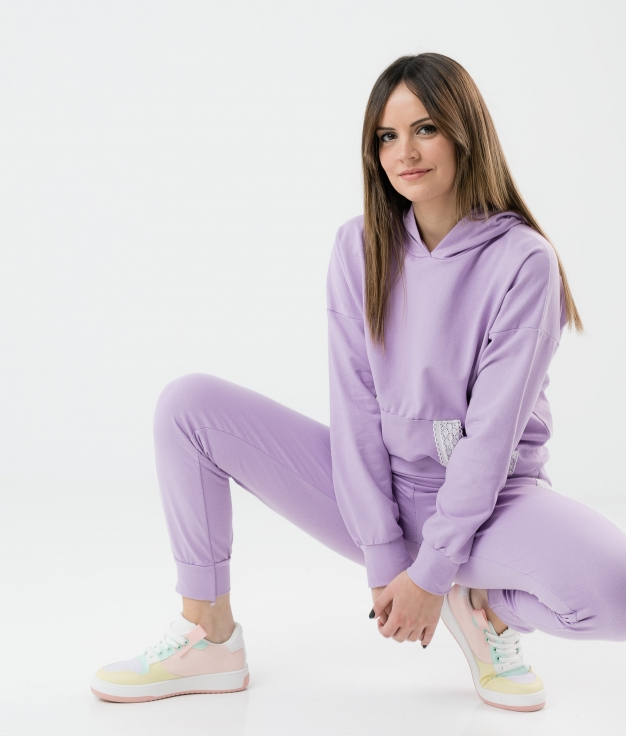 HIMBER OUTFIT - PURPLE