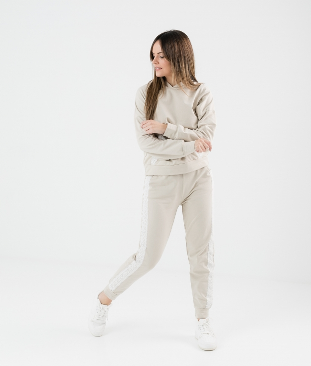 HIMBER OUTFIT - BEIGE