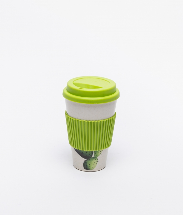 GLASS BRABU - GREEN