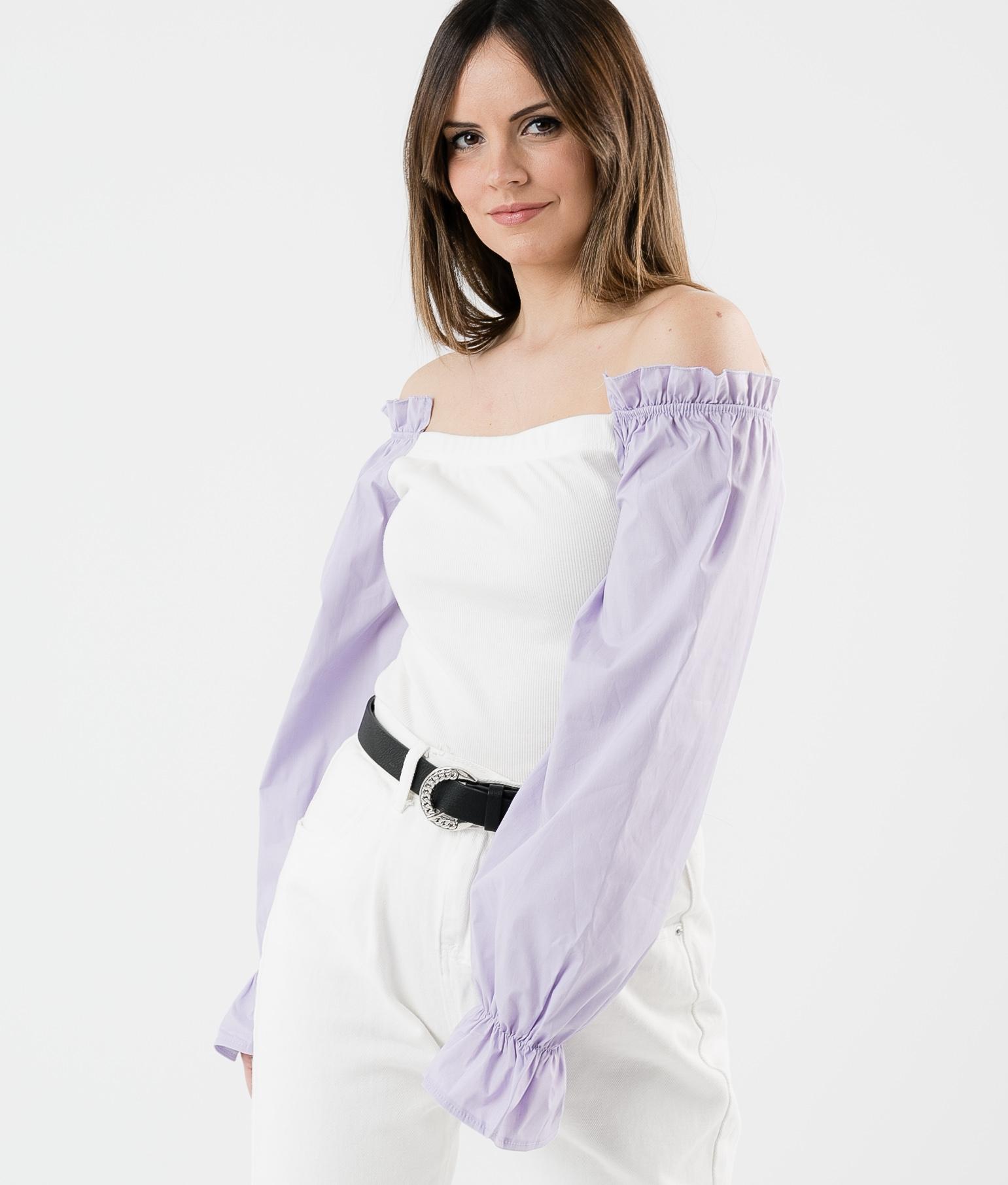 Shirt Olena - Lilas