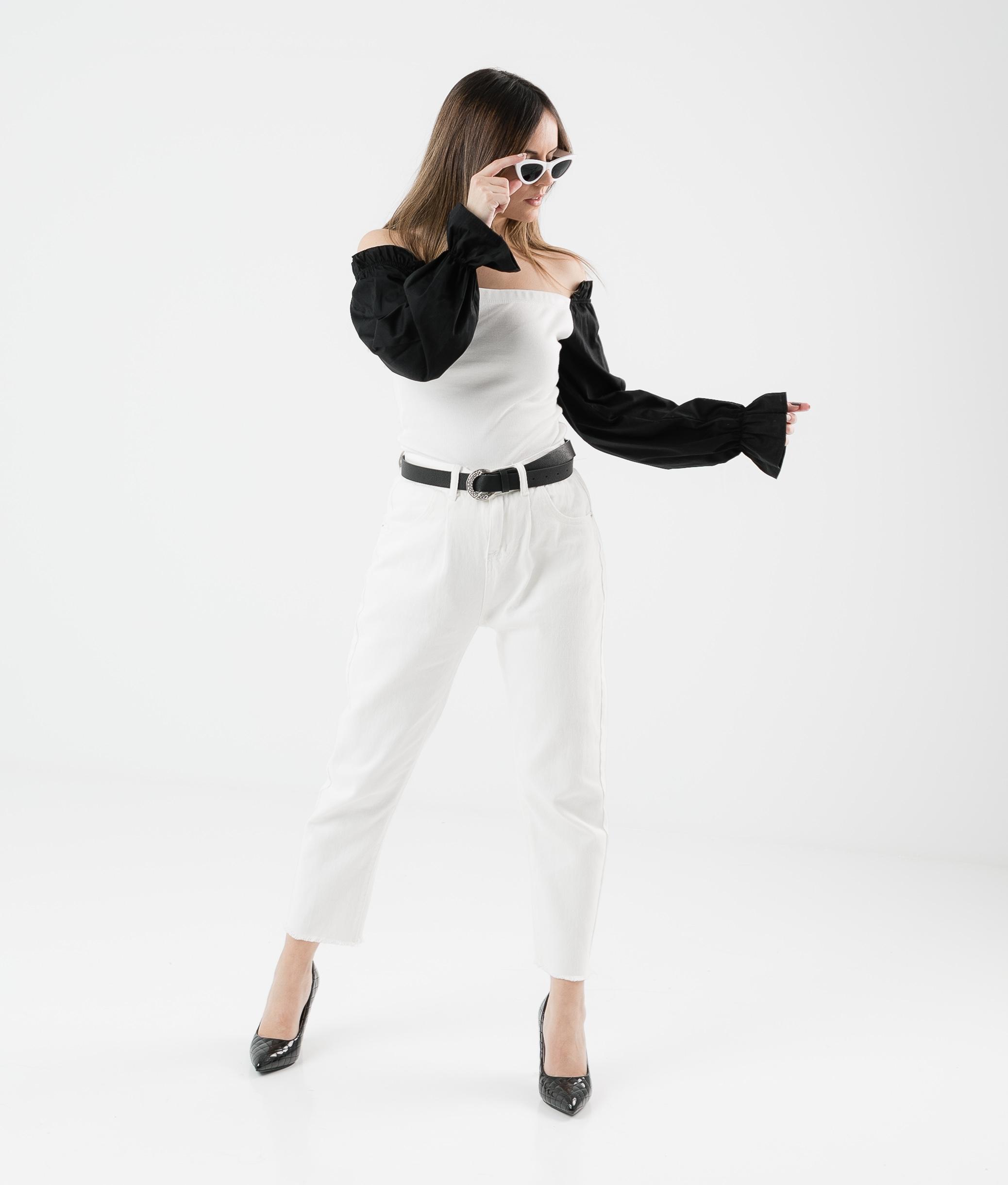 Shirt Olena - Black