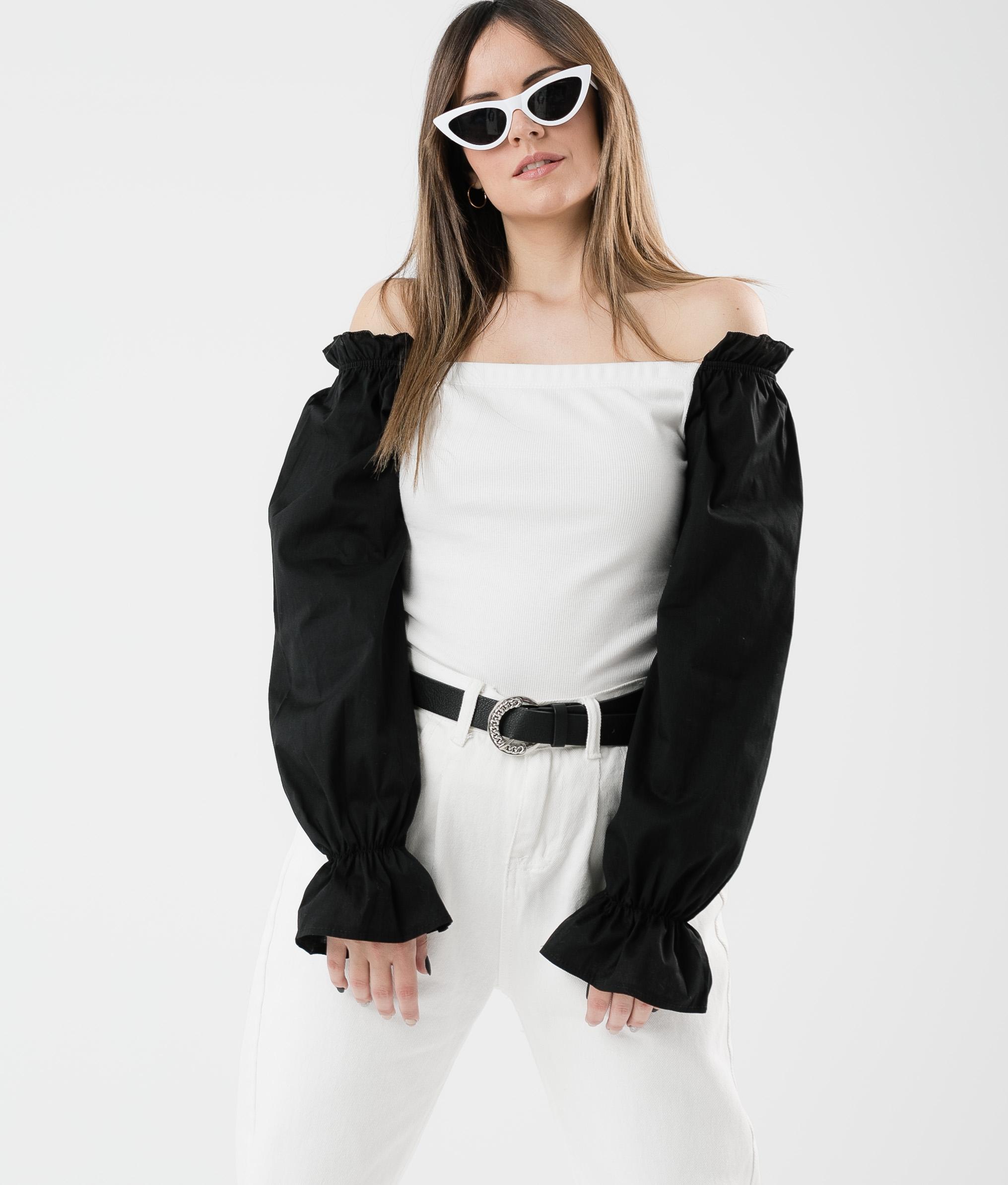 Camicia Olena - Nero