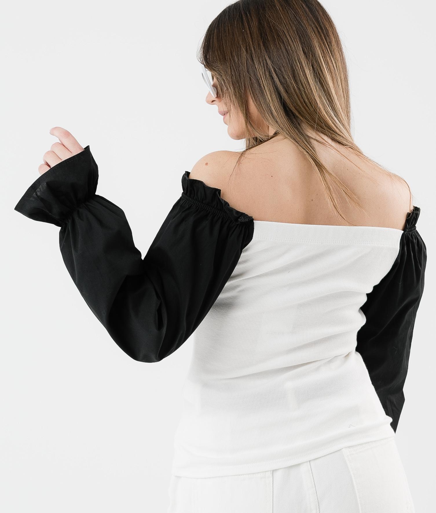 Camiseta Olena - Negro