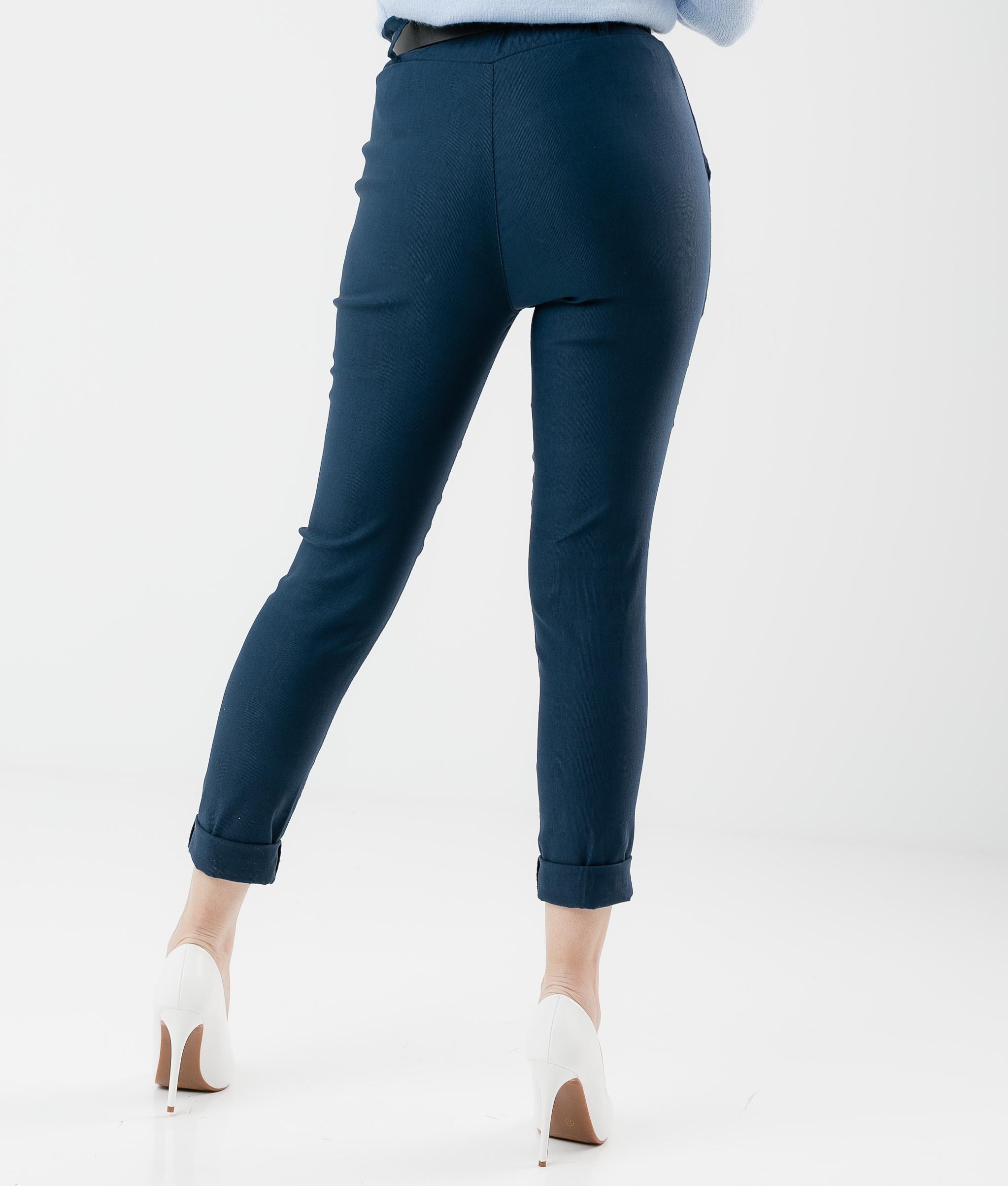 Trousers Adriel - Dark Blue