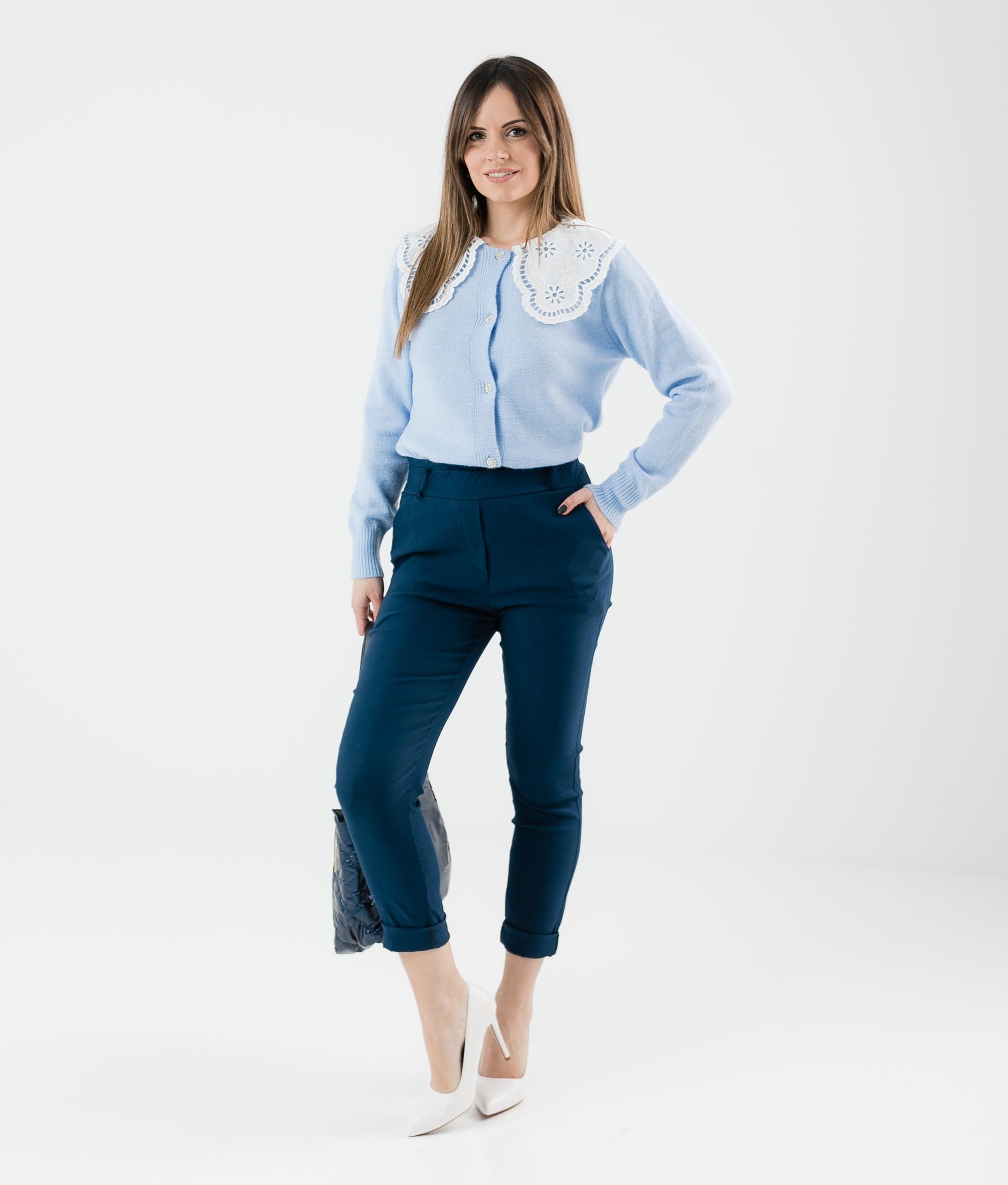 Pantalon Adriel - Bleu Marine