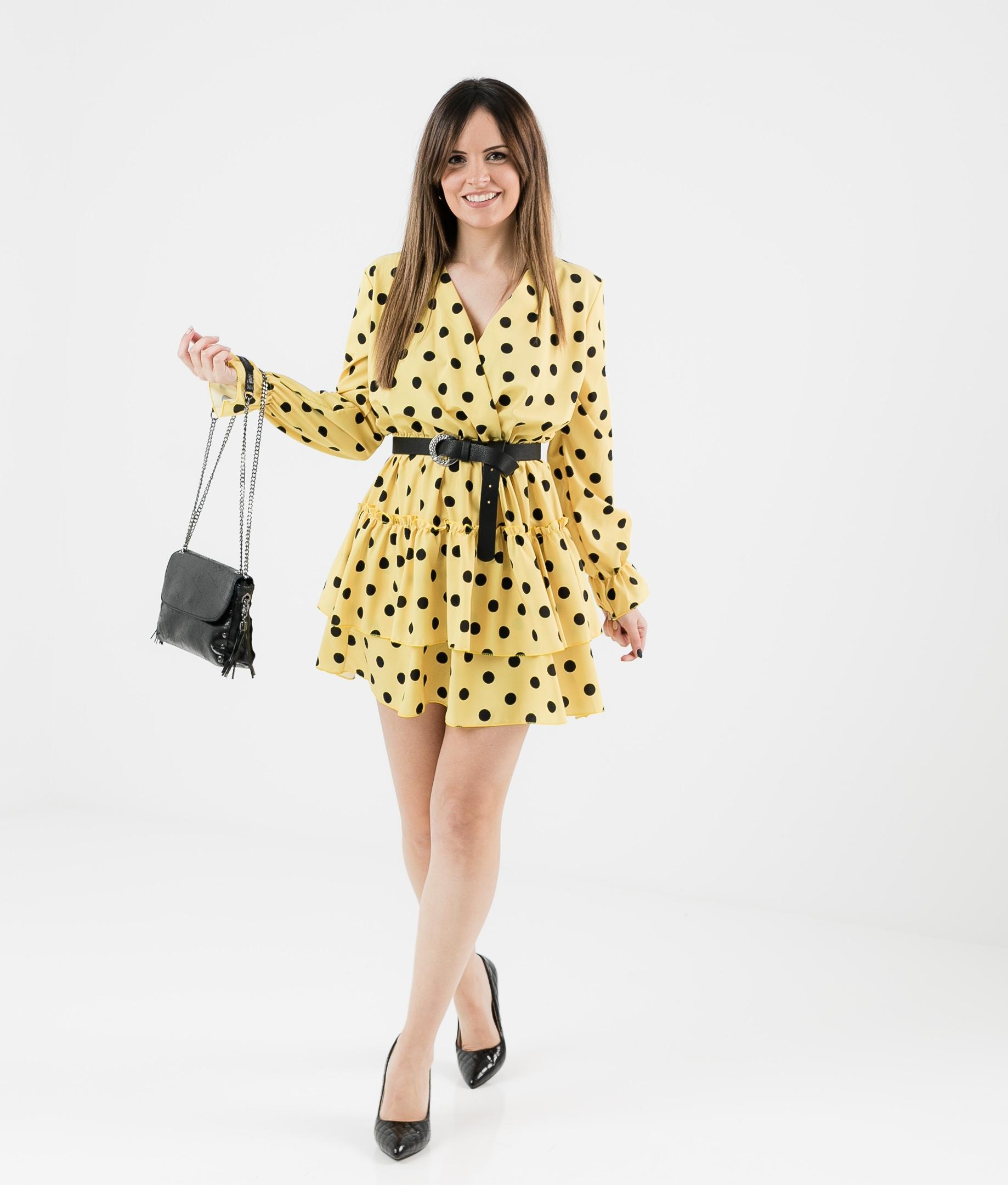 Vestido Grimur - Yellow