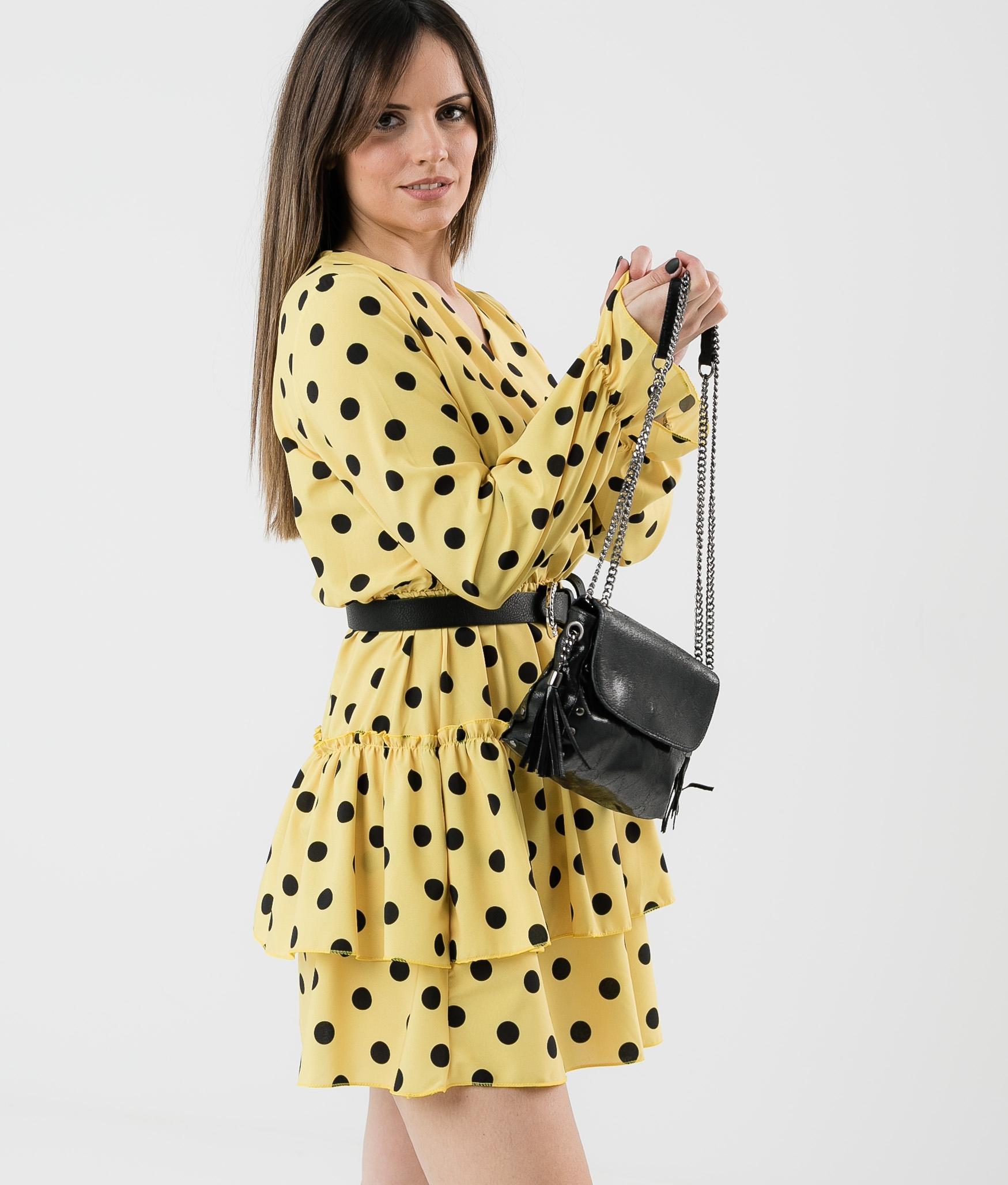 Vestido Grimur - Amarelo