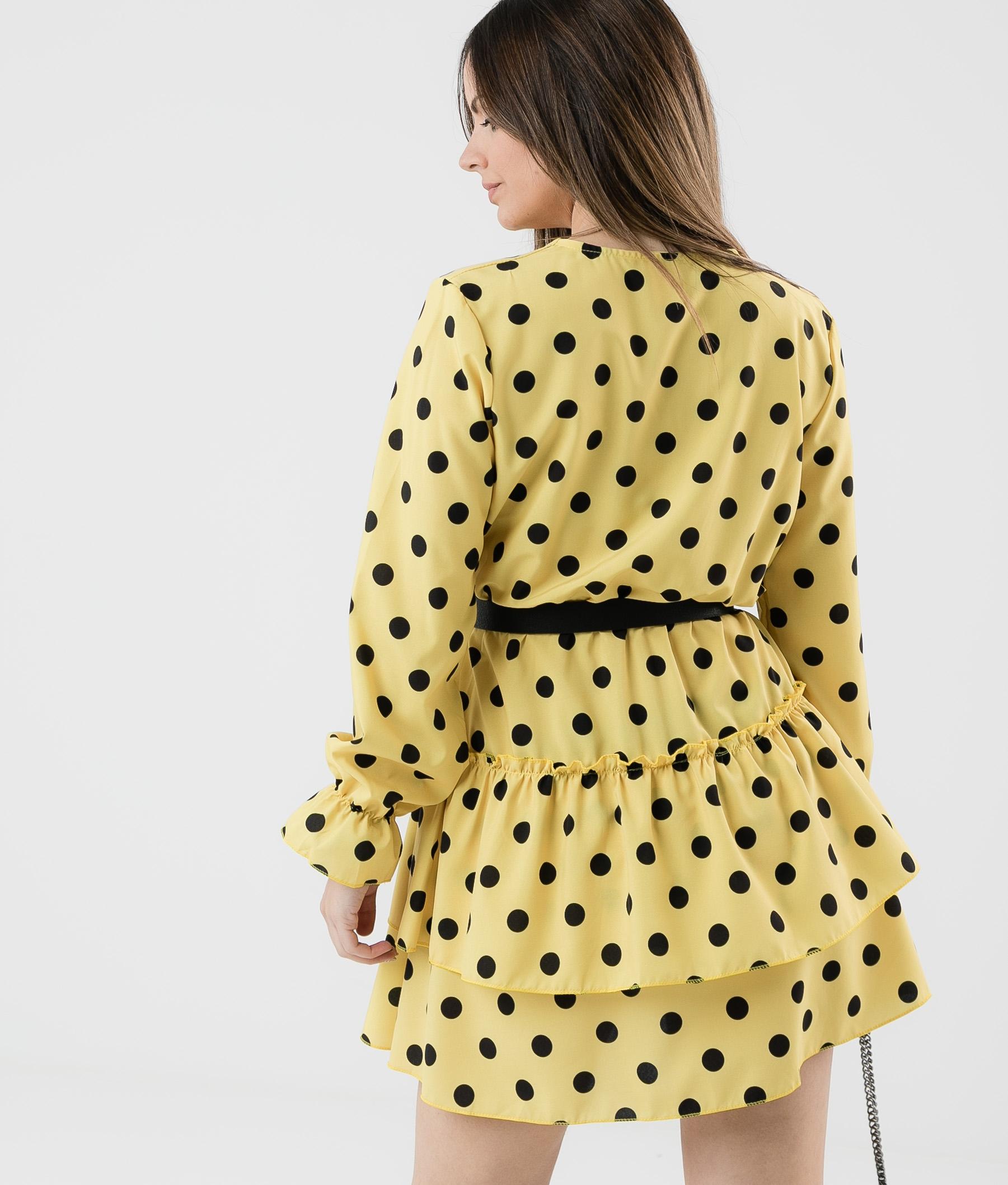 Vestido Grimur - Giallo