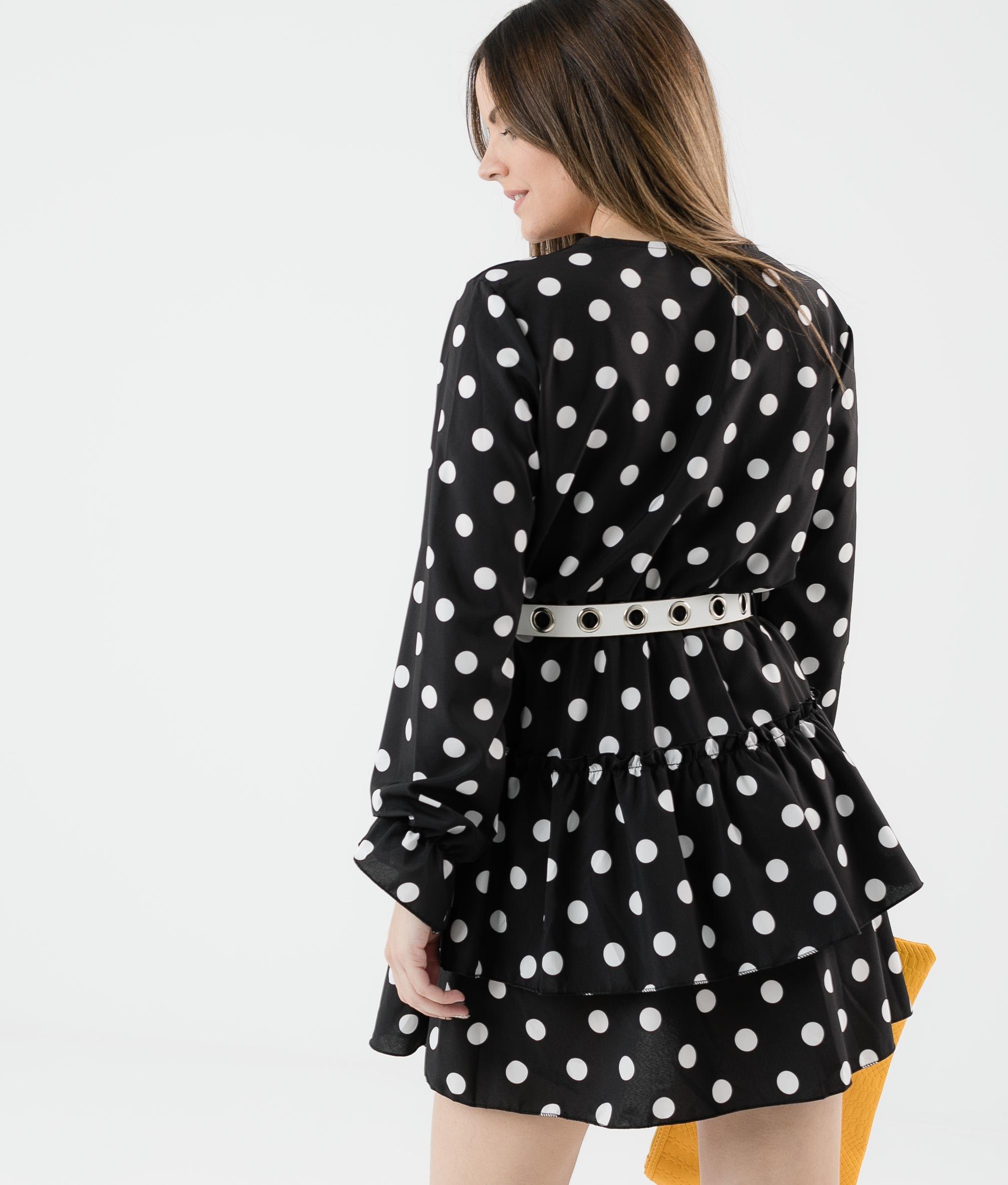 Vestido Grimur - Noir