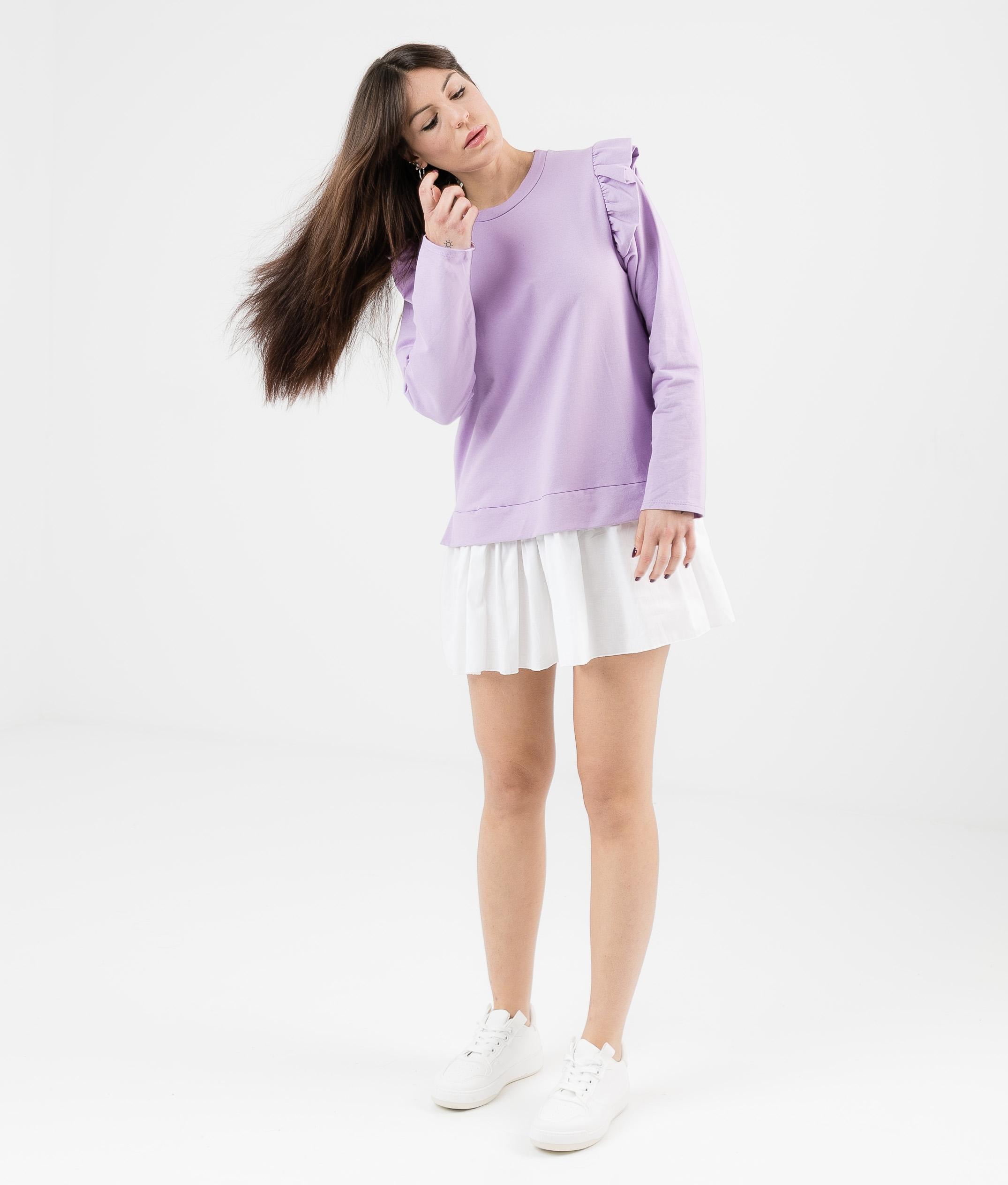 KATPUM DRESS - PURPLE