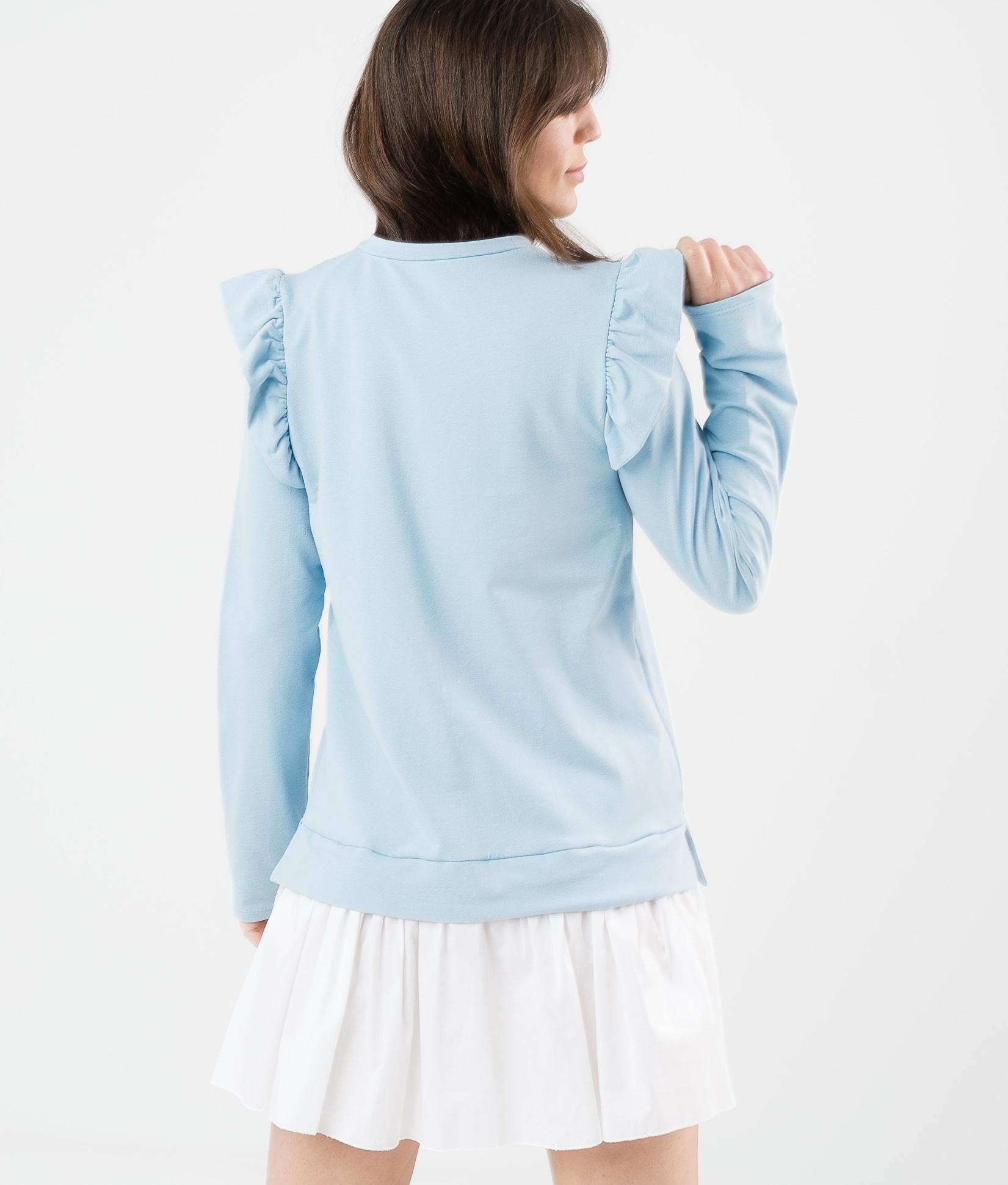 KATPUM DRESS - BLUE