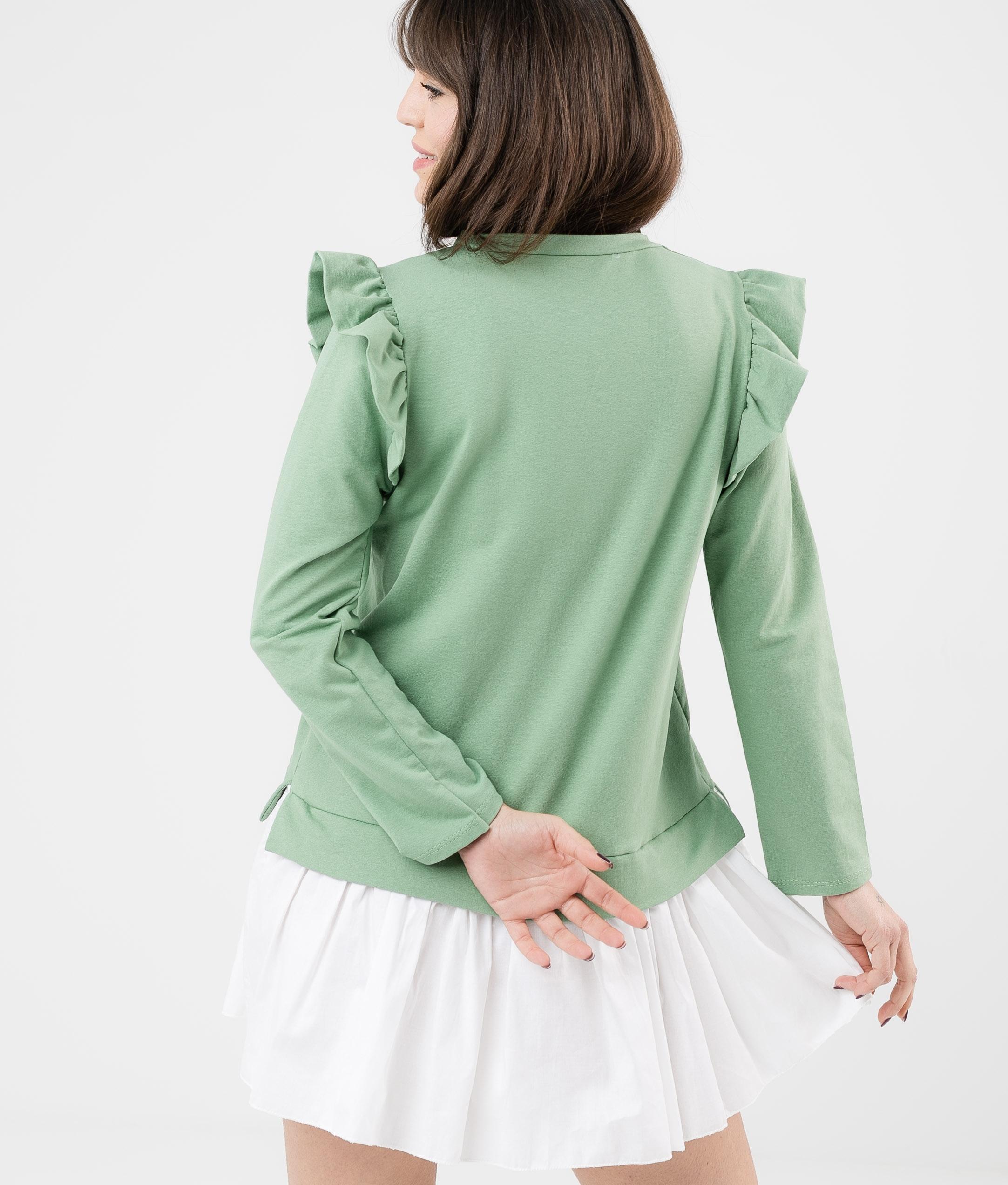 KATPUM DRESS - GREEN