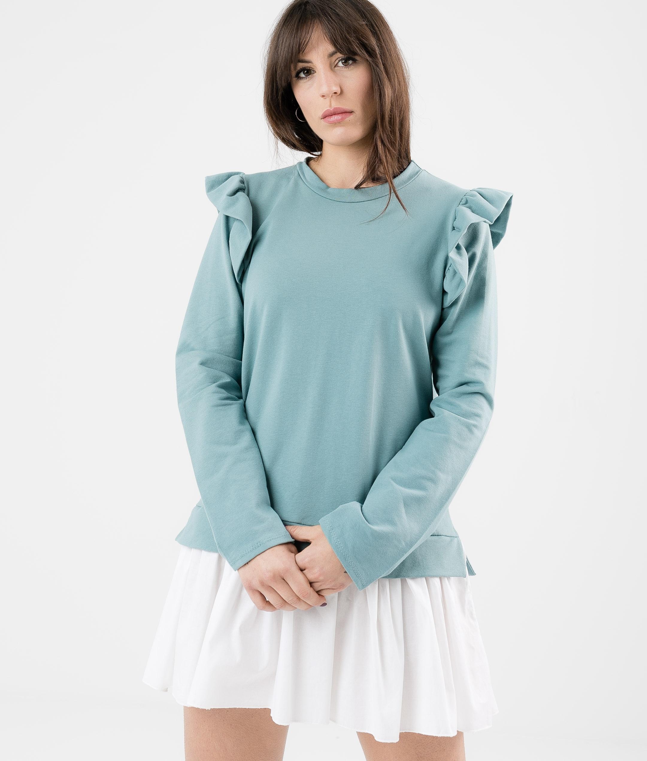 KATPUM DRESS - TURQUOISE