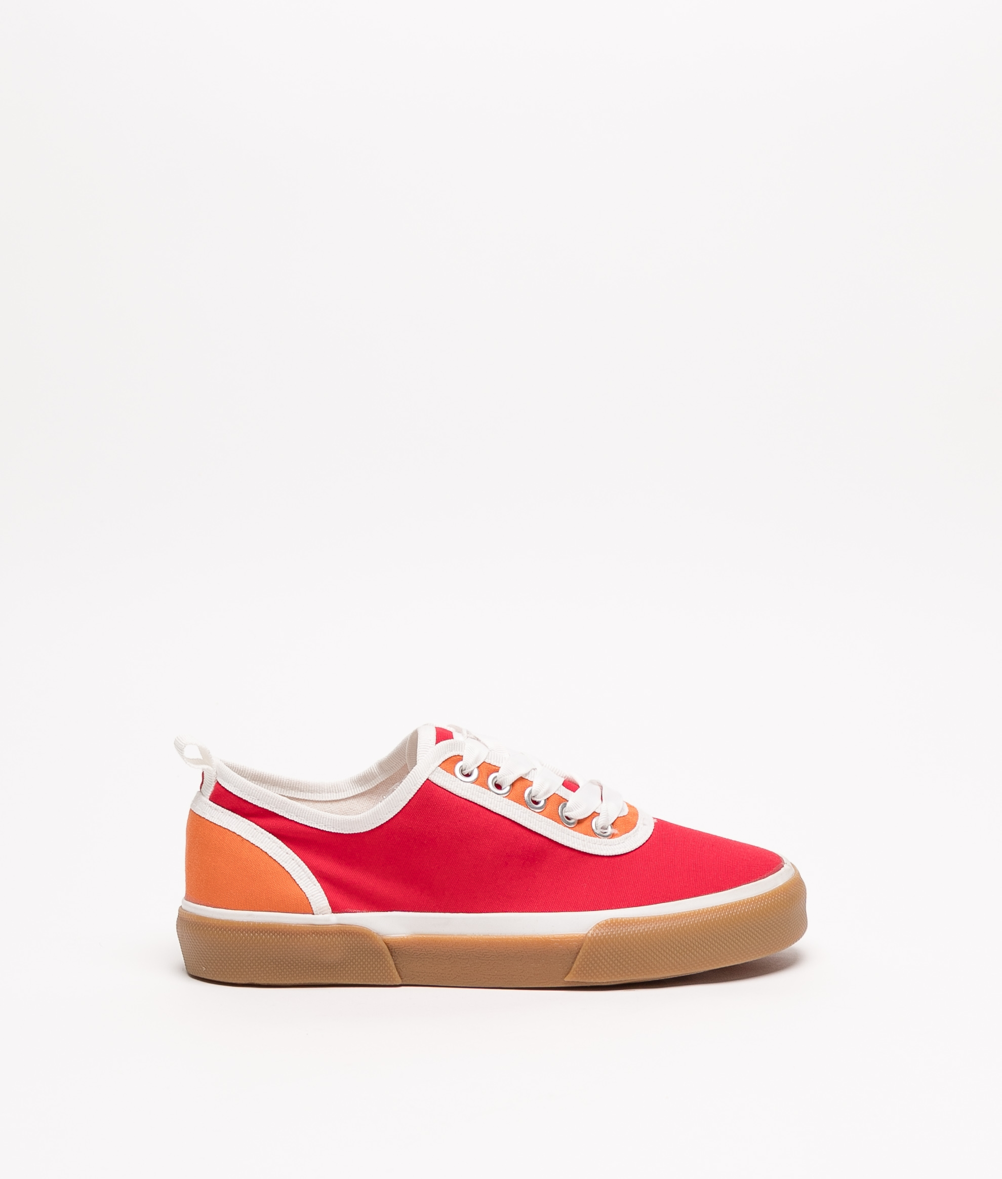 Sneakers Kineli - Rojo