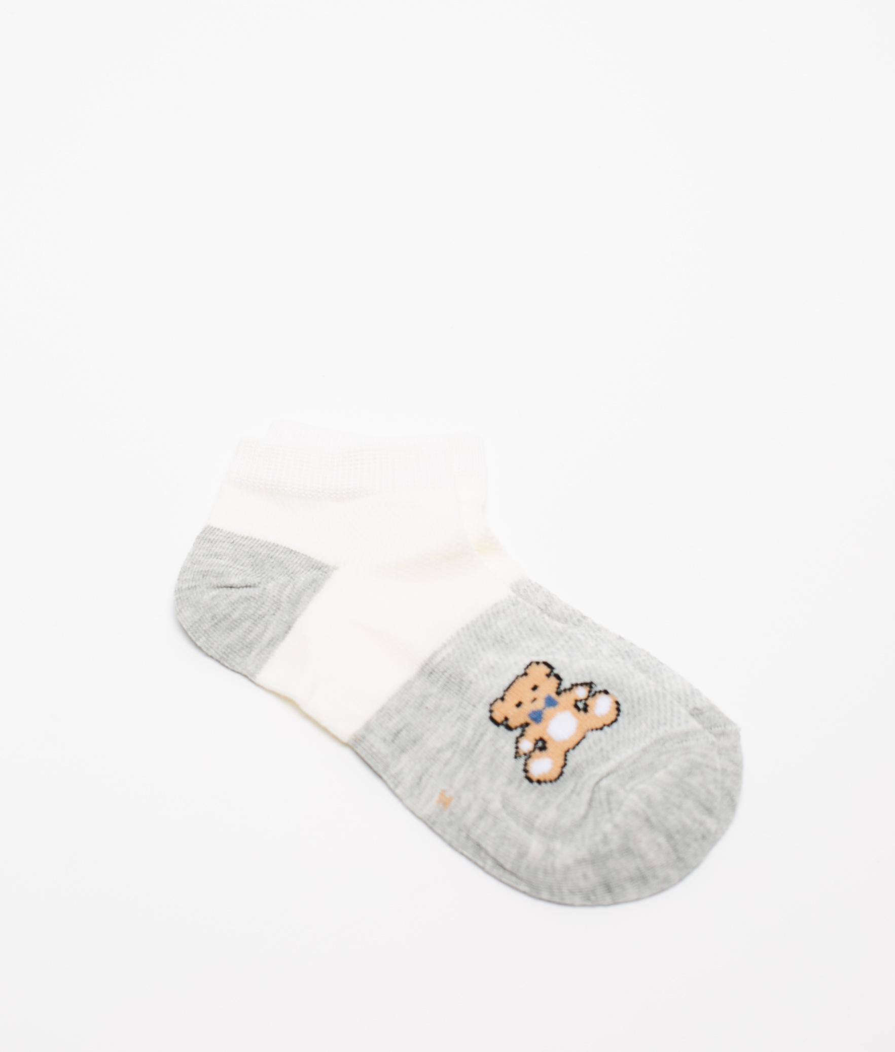 Sock Broso - Grey