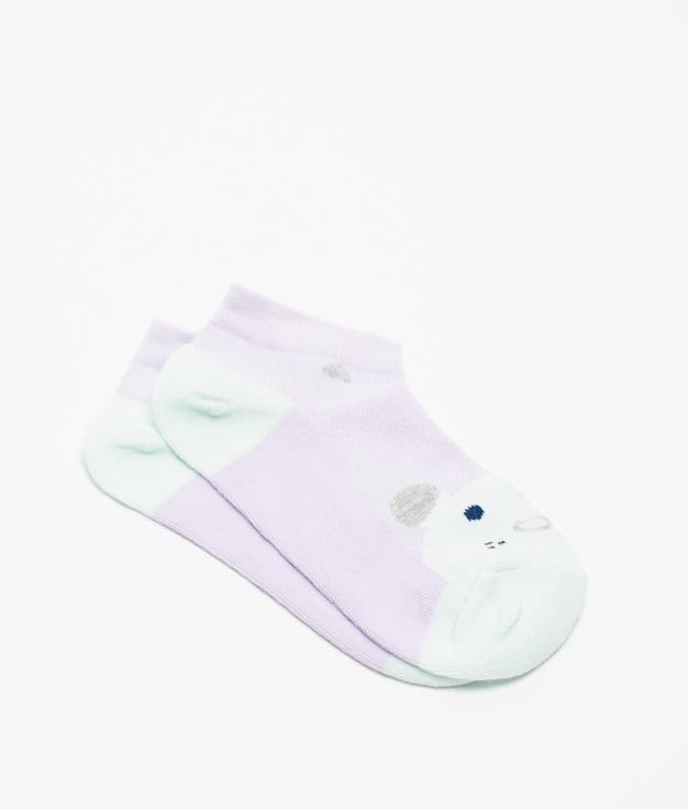 Sock Bridler - Purple