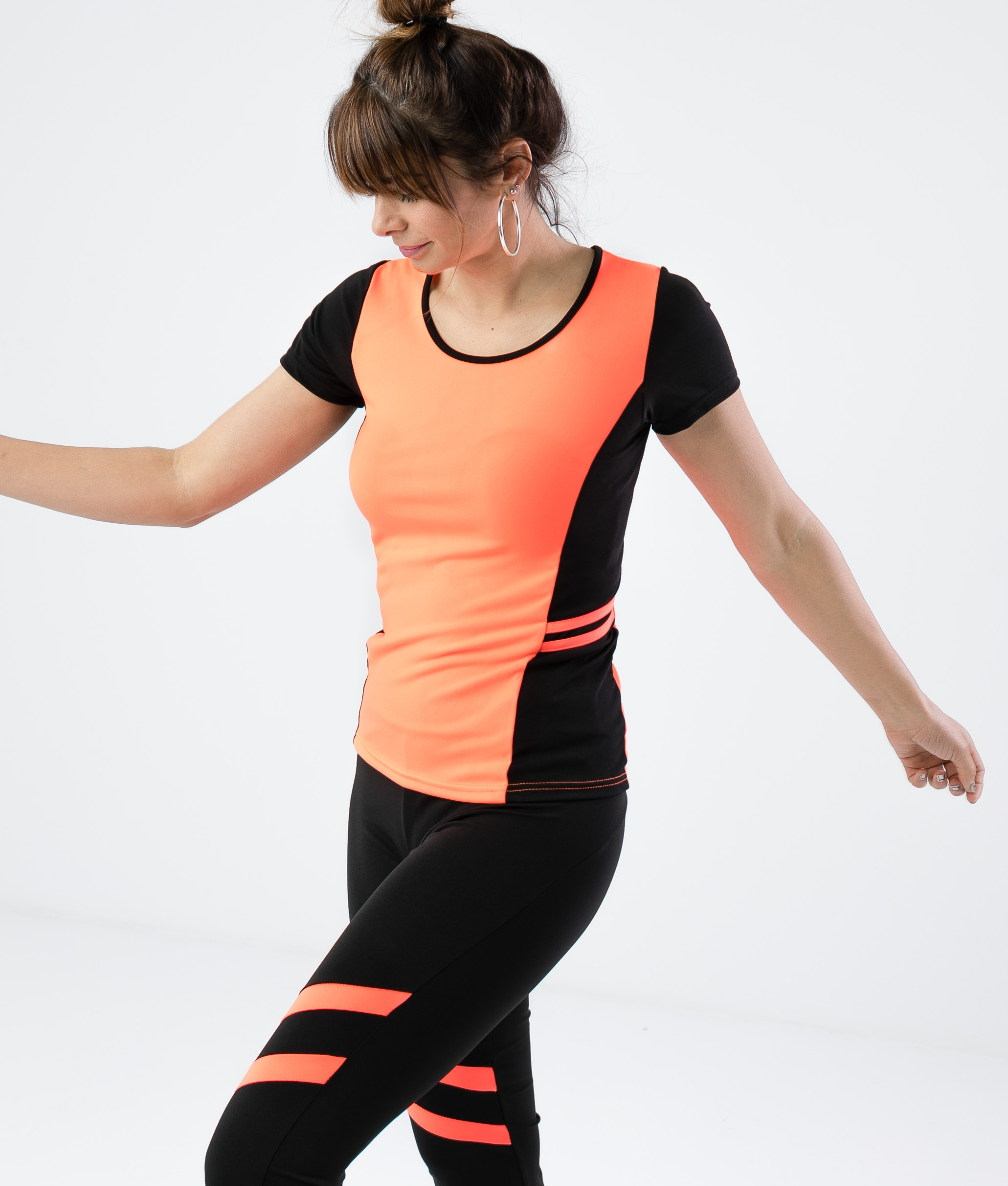 OUTFIT DOMIN - ORANGE
