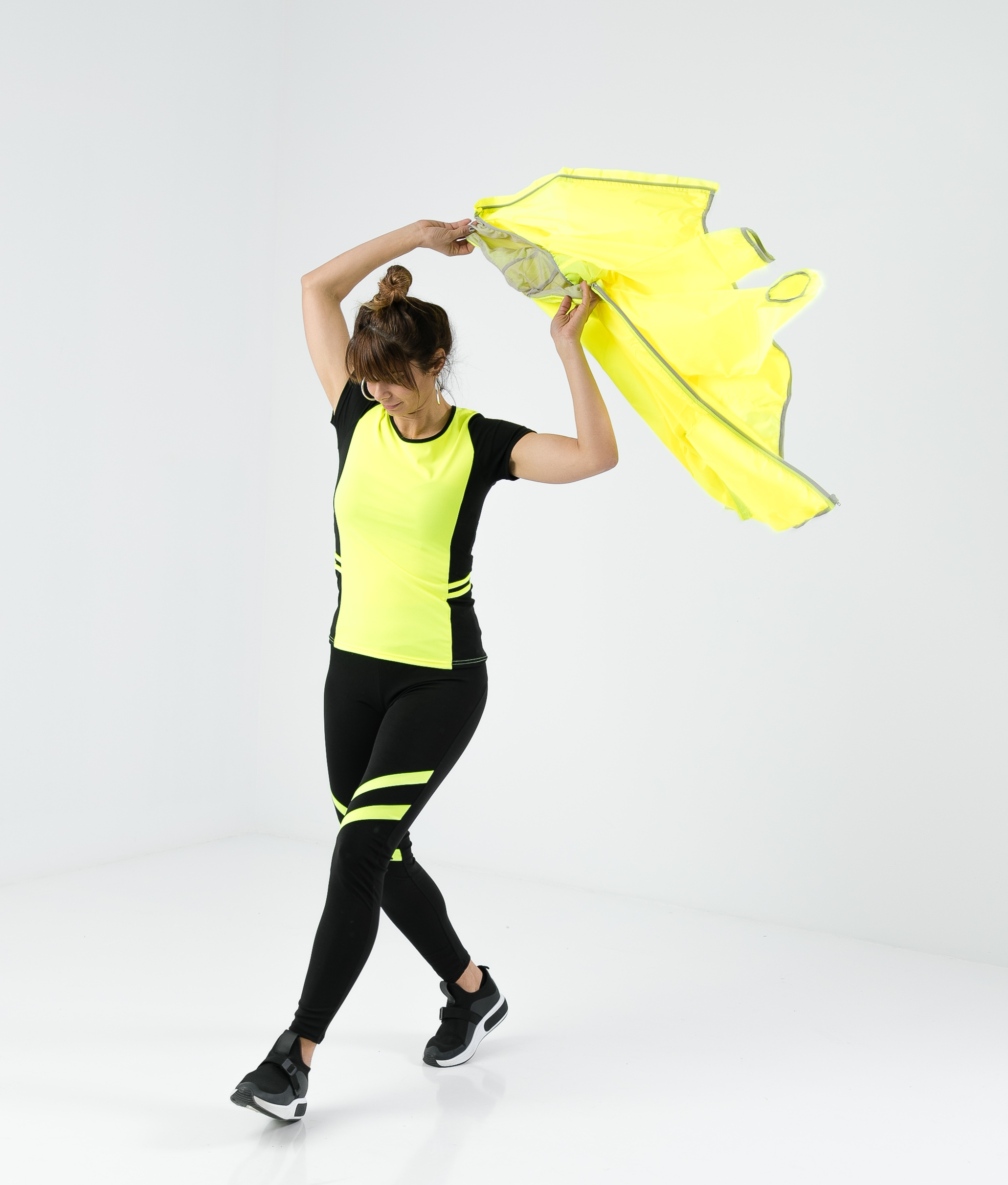 OUTFIT DOMIN - YELLOW