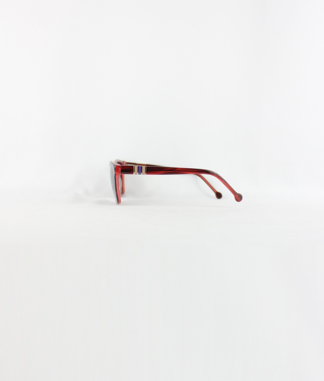 SUNGLASSES FLORA - RED