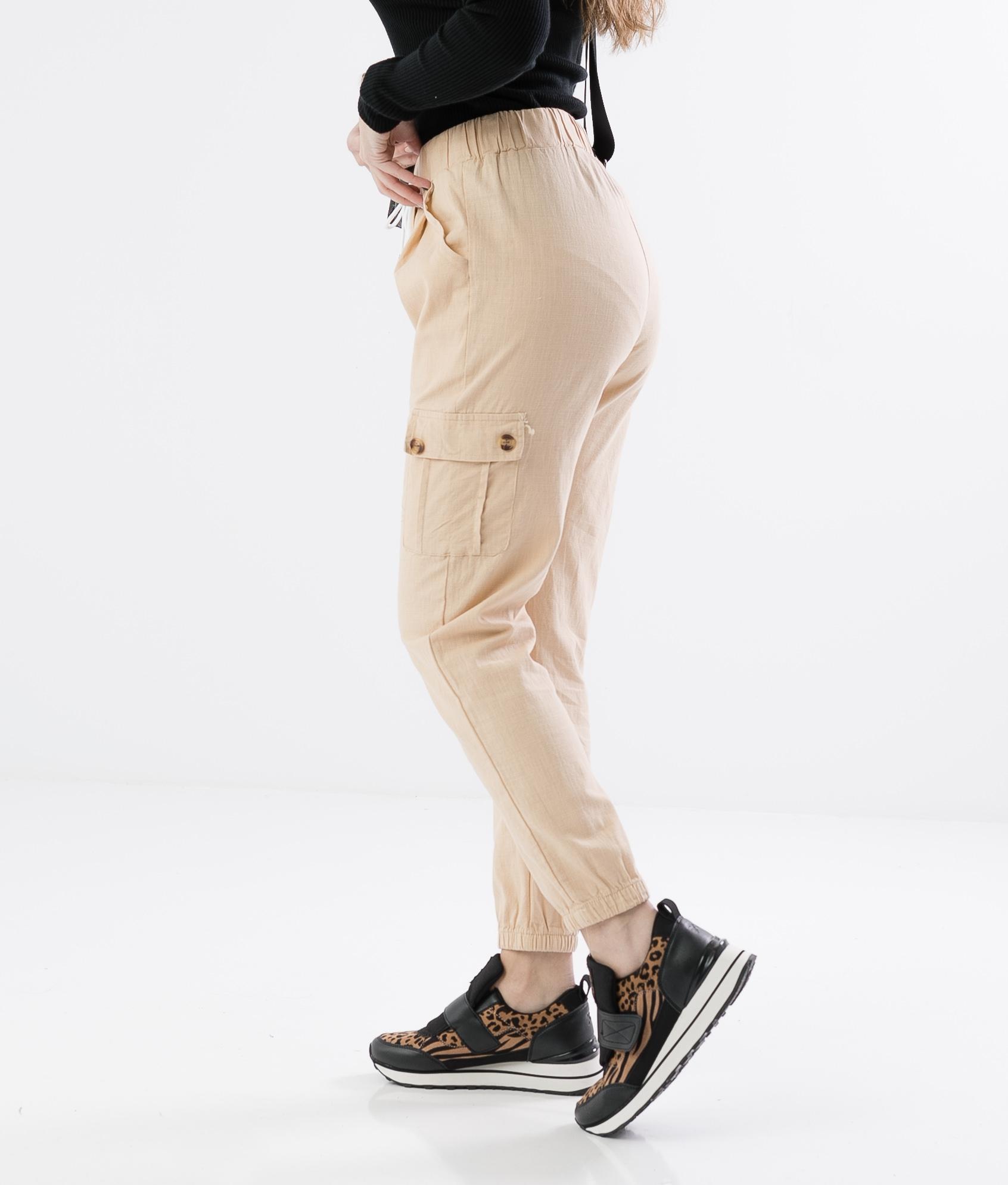 Pantalón Polne - Beige