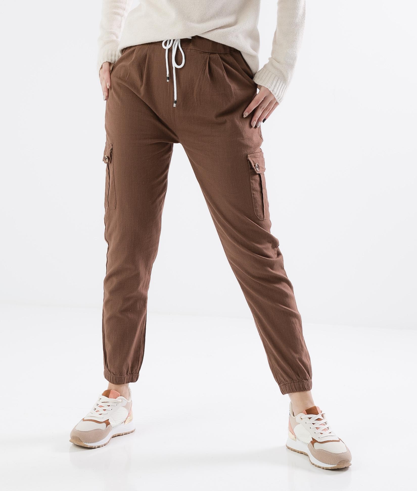 Pantalón Polne - Brown