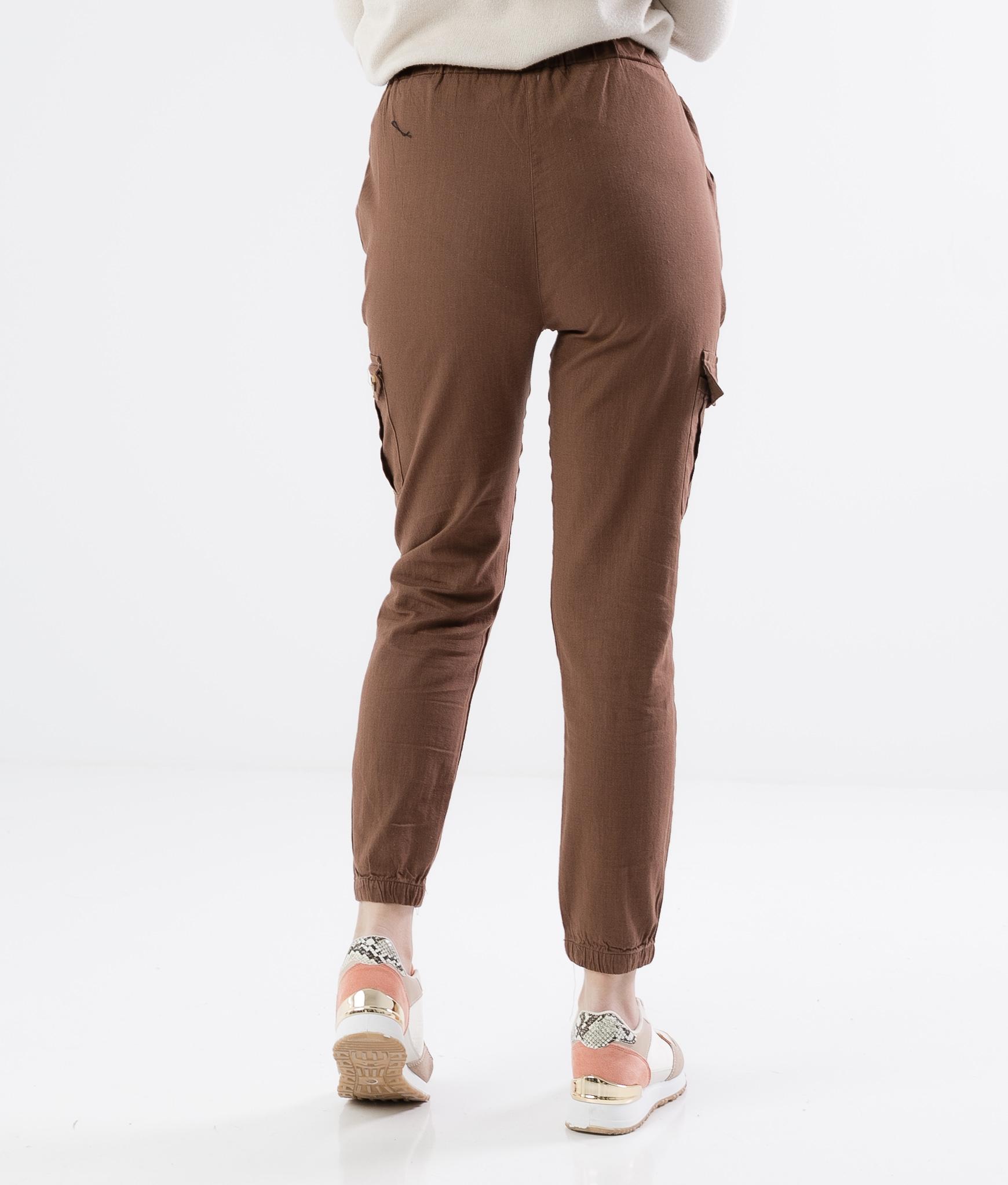 Pantalón Polne - Marron