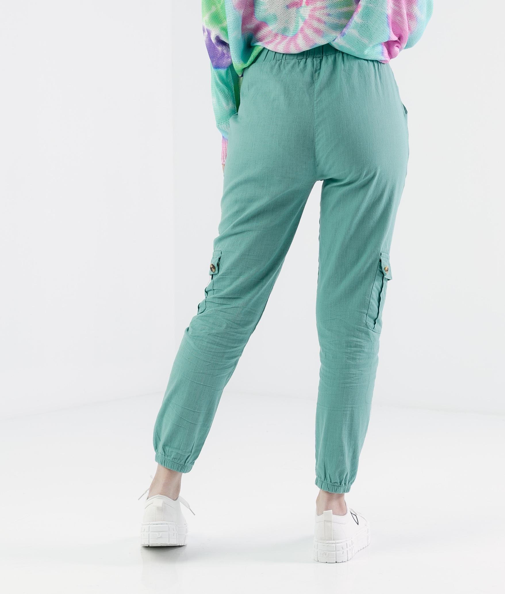 Pantalón Polne - Turquoise