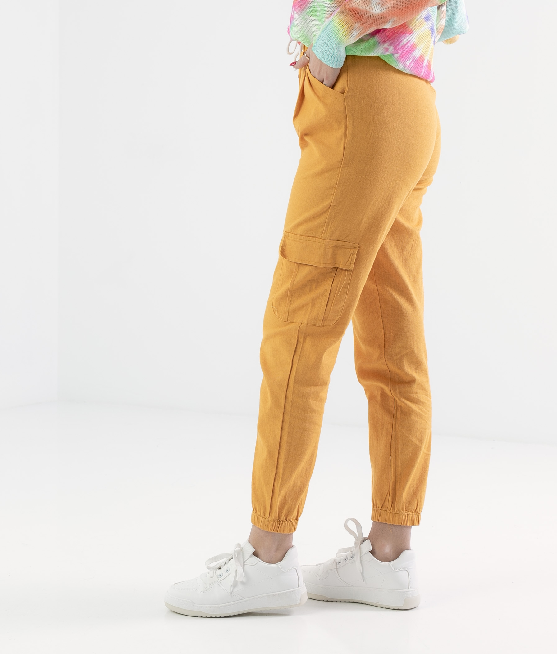 Pantalón Polne - Moutarde