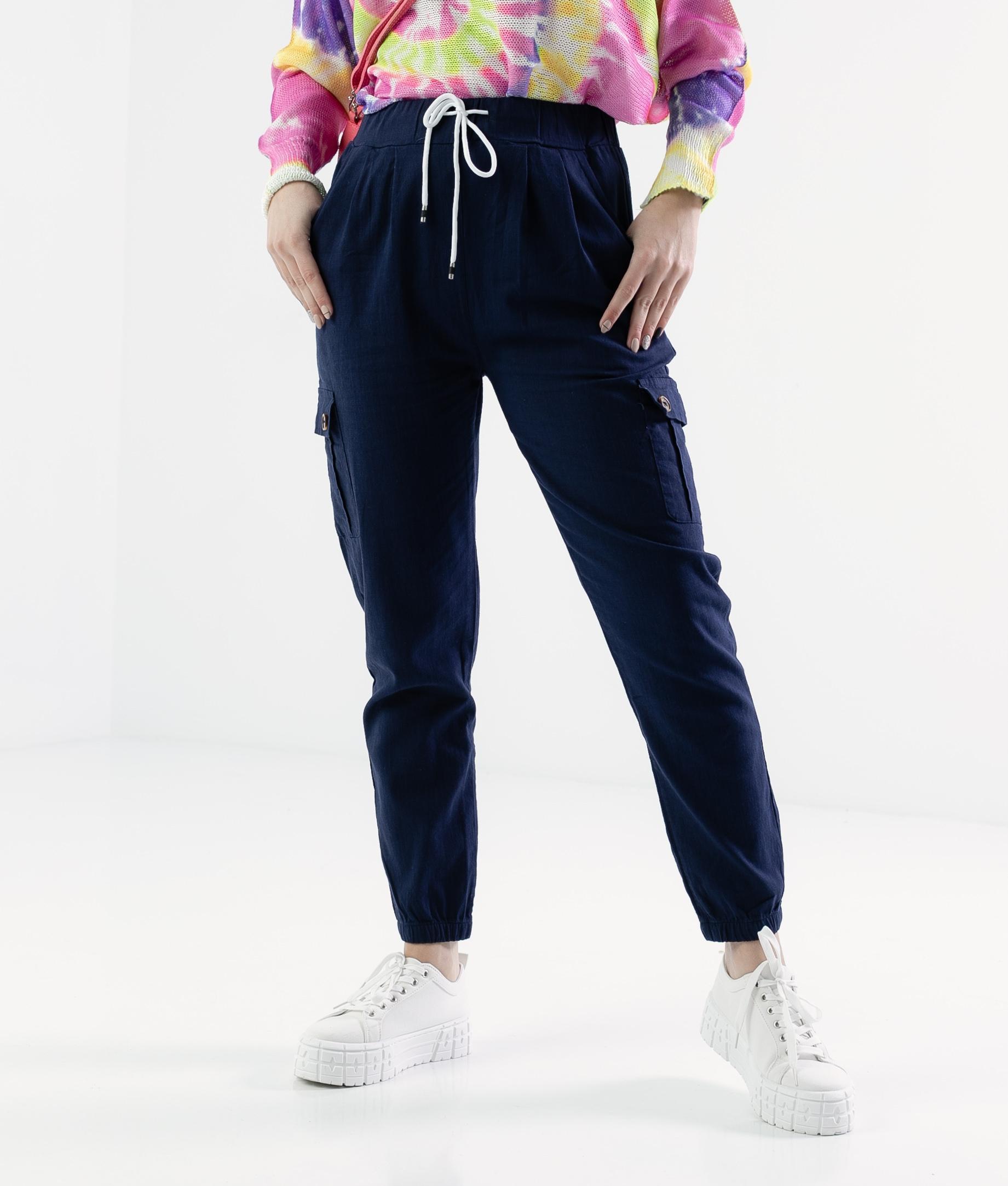 Pantalón Polne - Bleu Marine