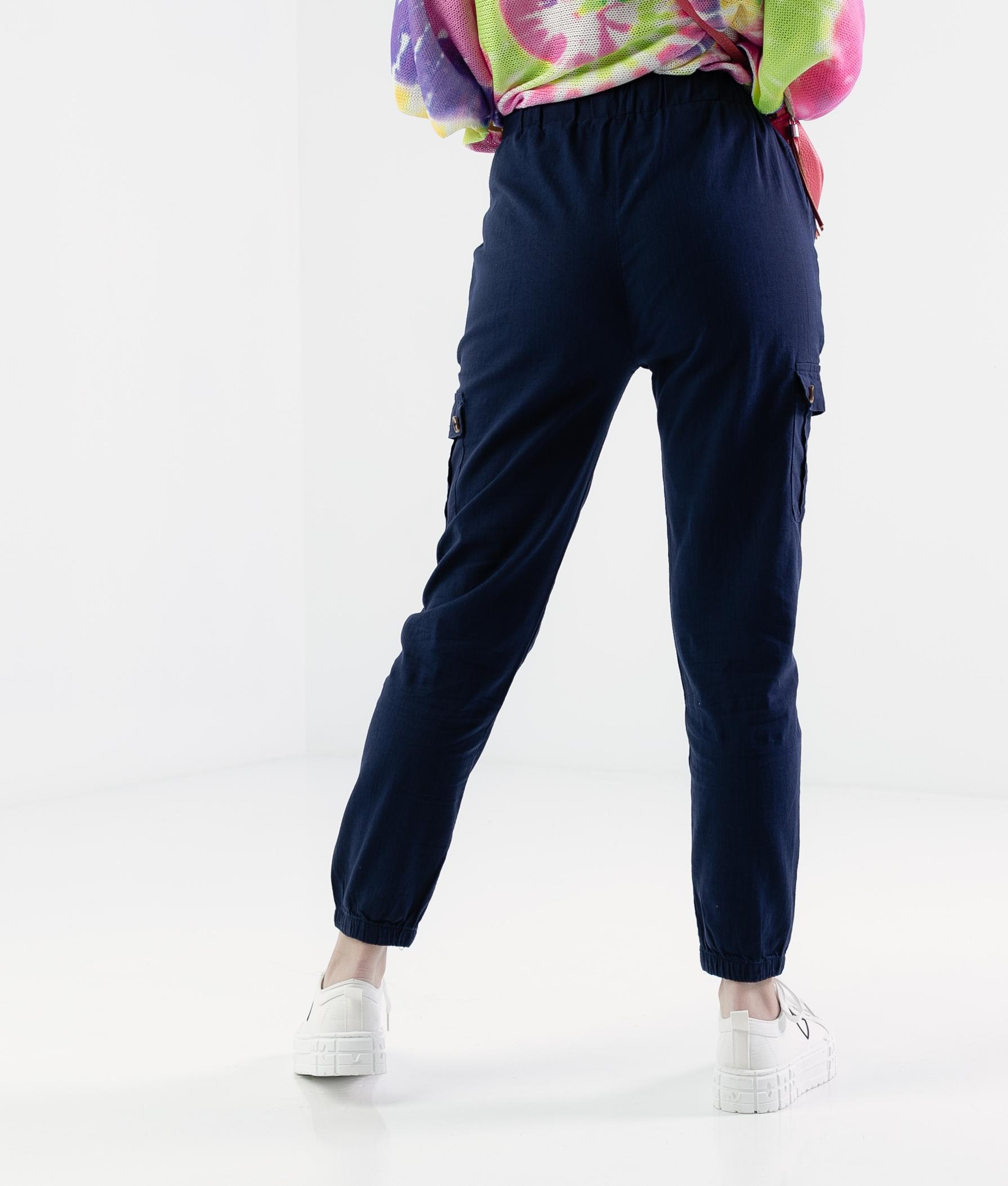 Pantalón Polne - Azul Marinho