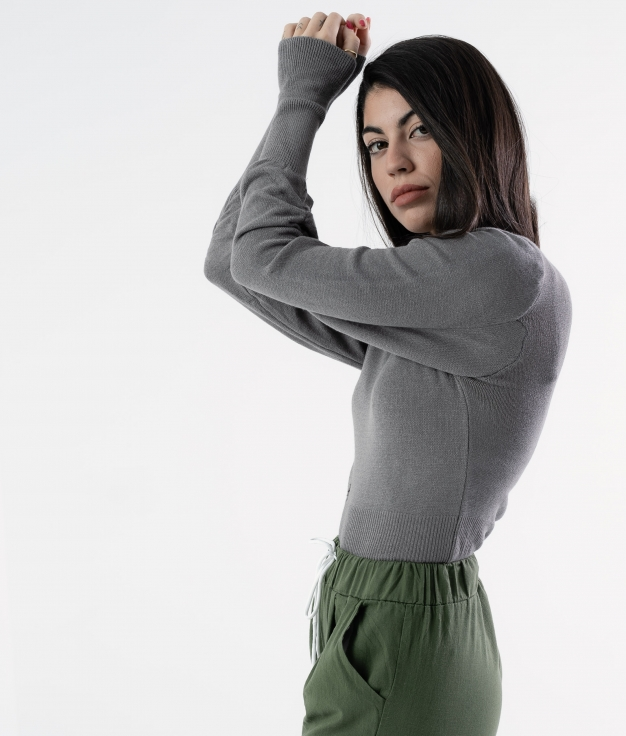 Sweater Calter - Grey