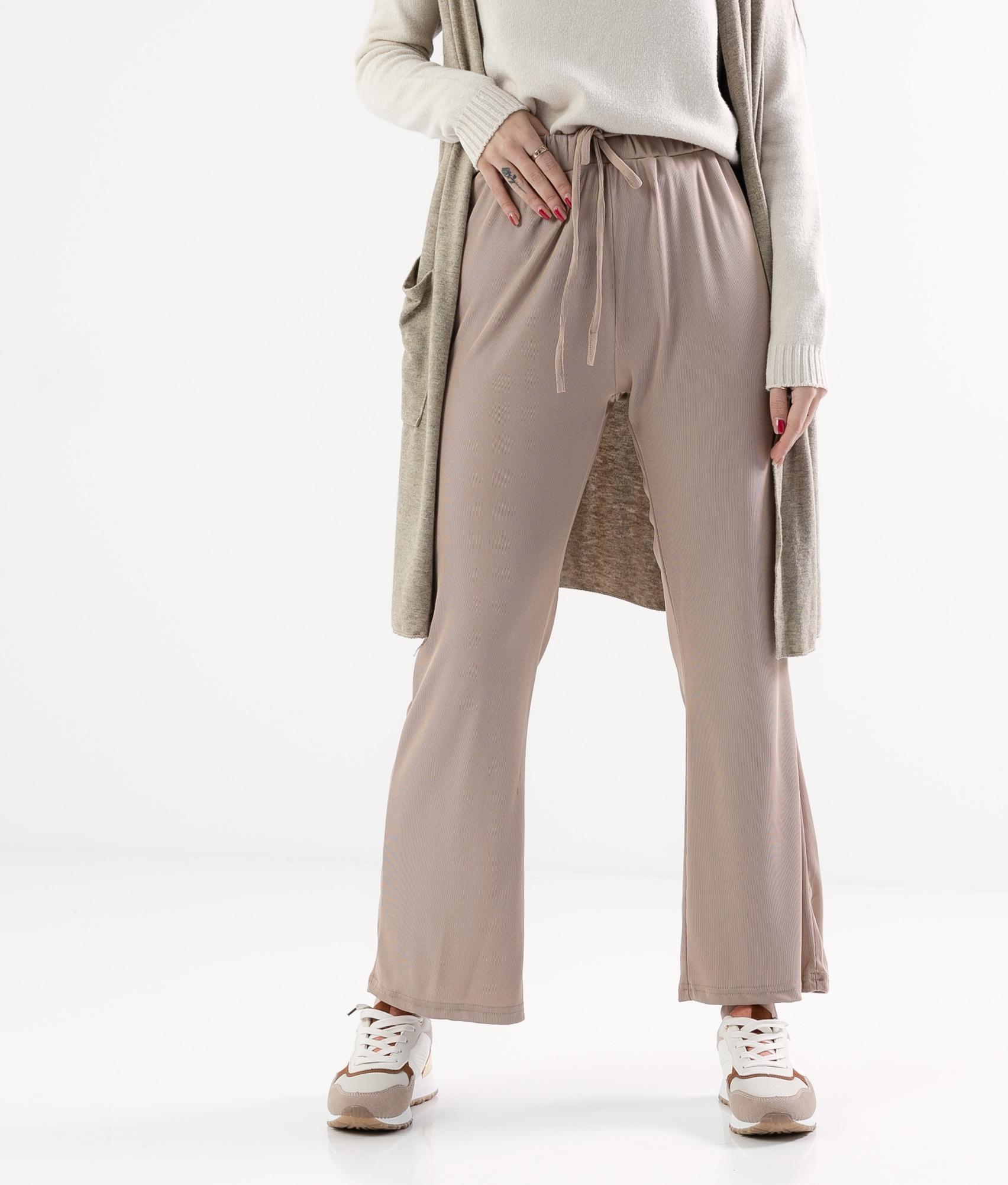 Pantalón Robin - Taupe