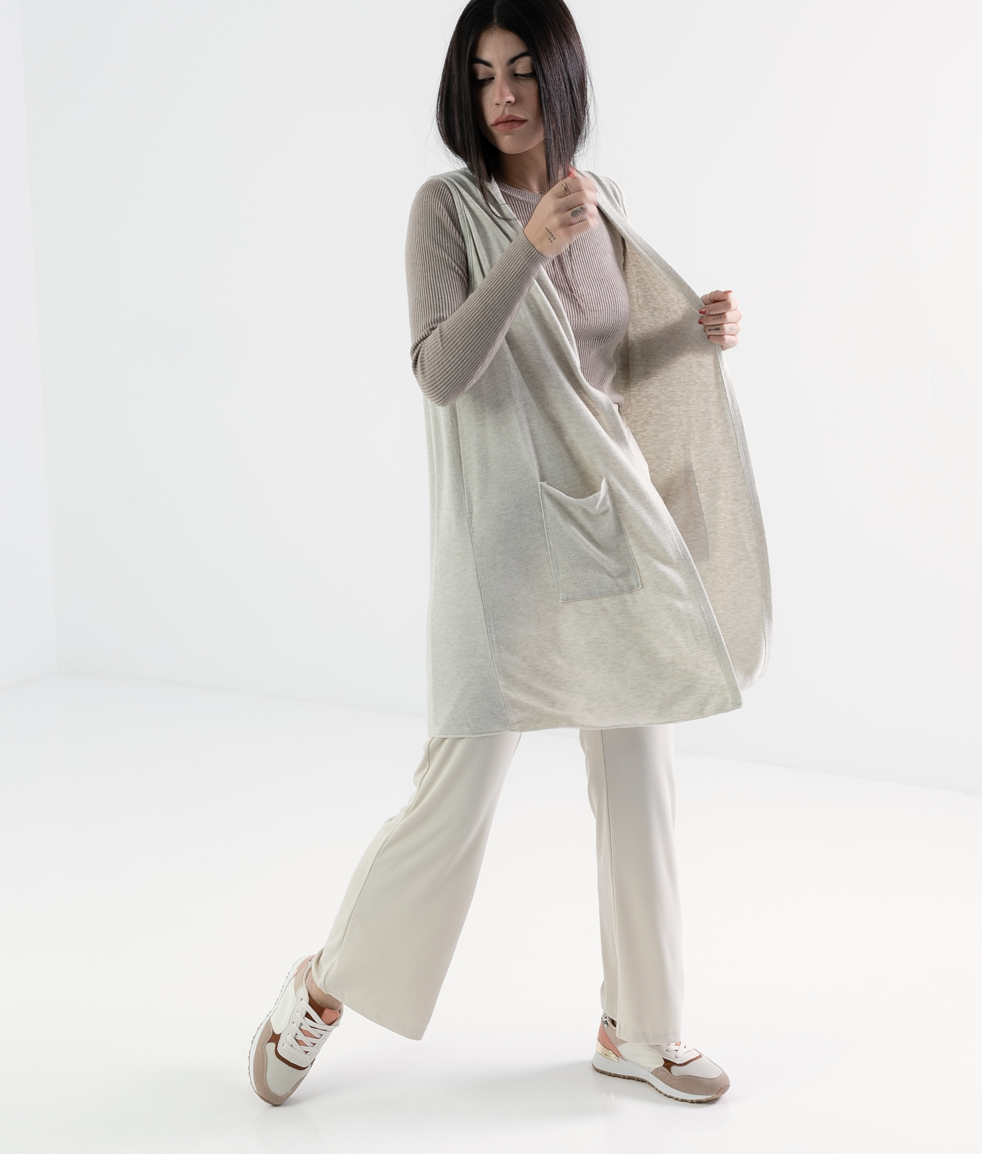 Pantalón Robin - Beige
