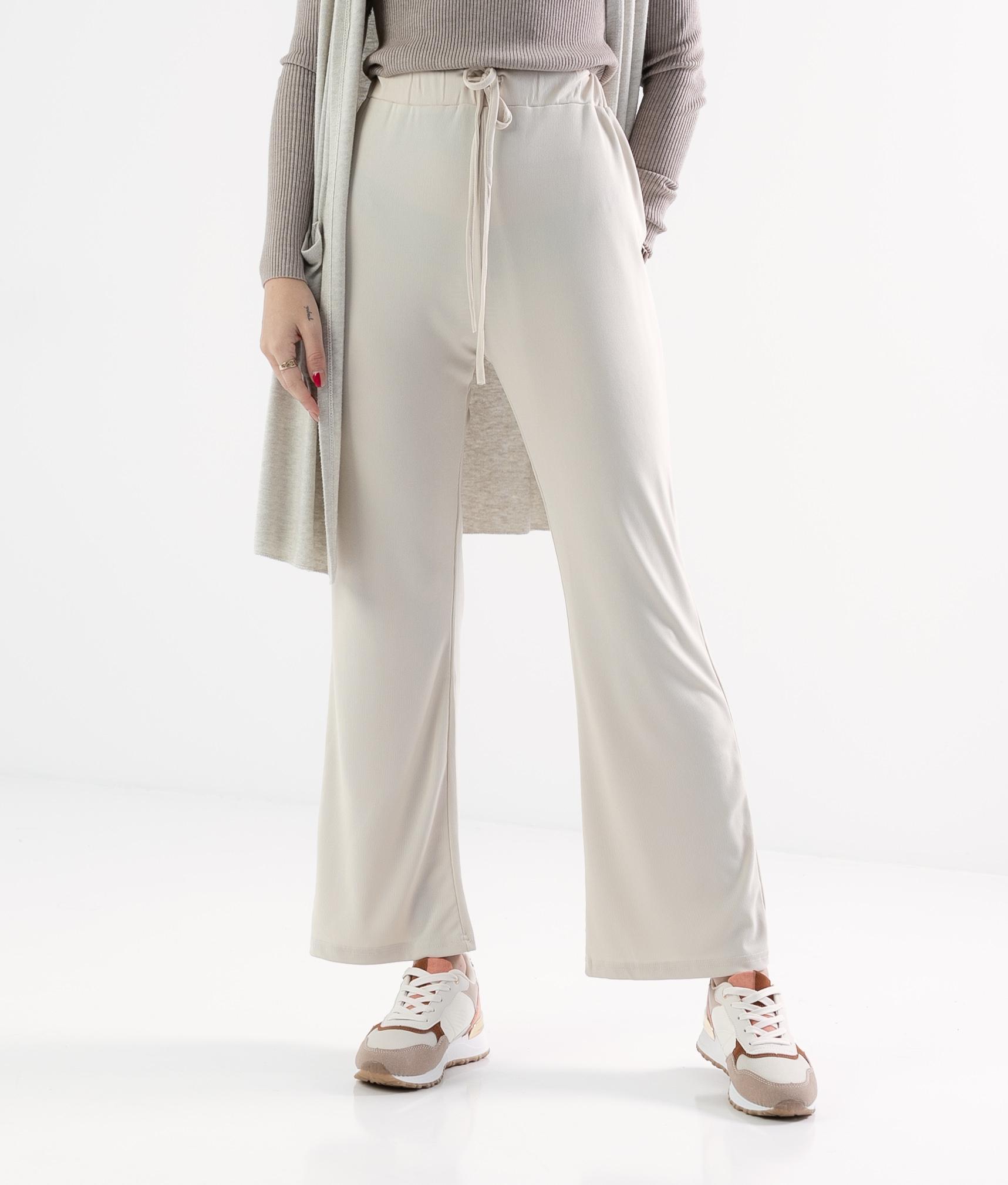 Pantalón Robin - Bege