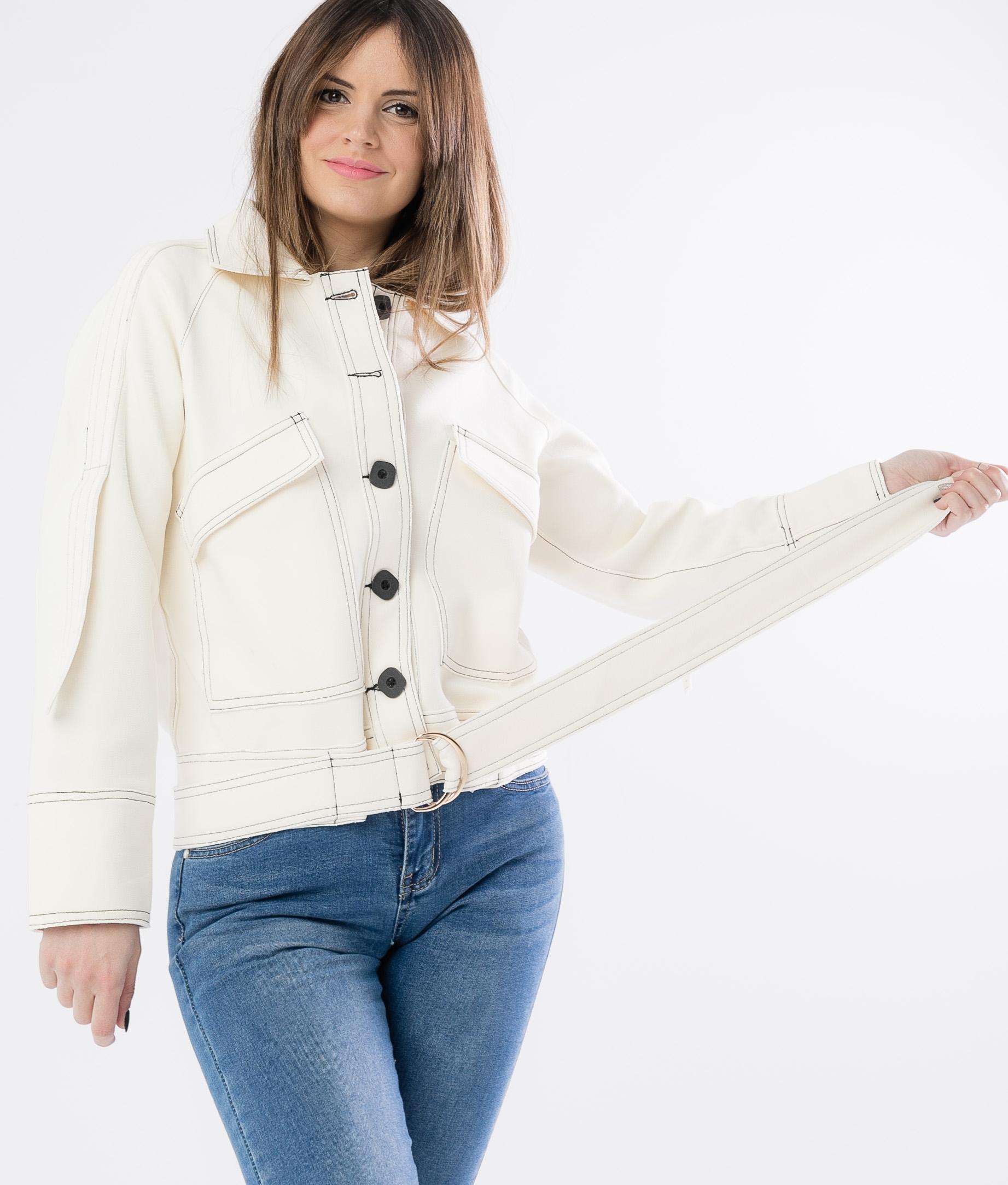 Giacca Xinler - Bianco