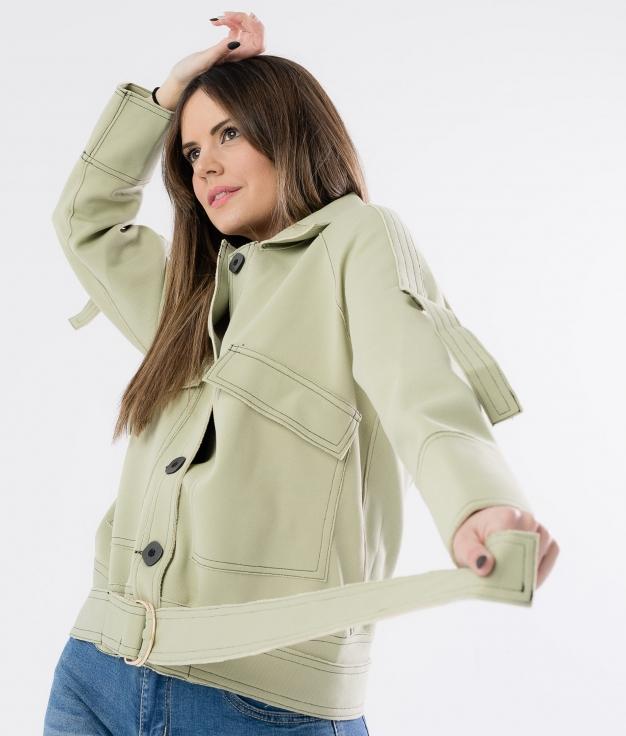 Jaqueta Xinler - Verde