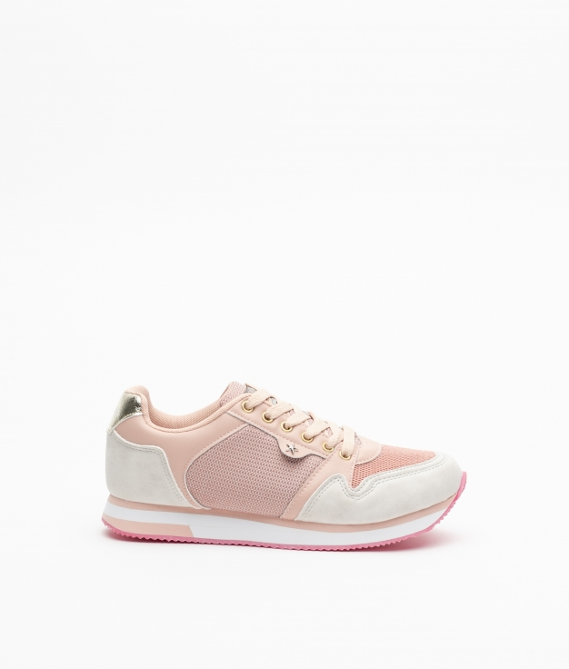 SNEAKERS CONTI REFRESH - PINK