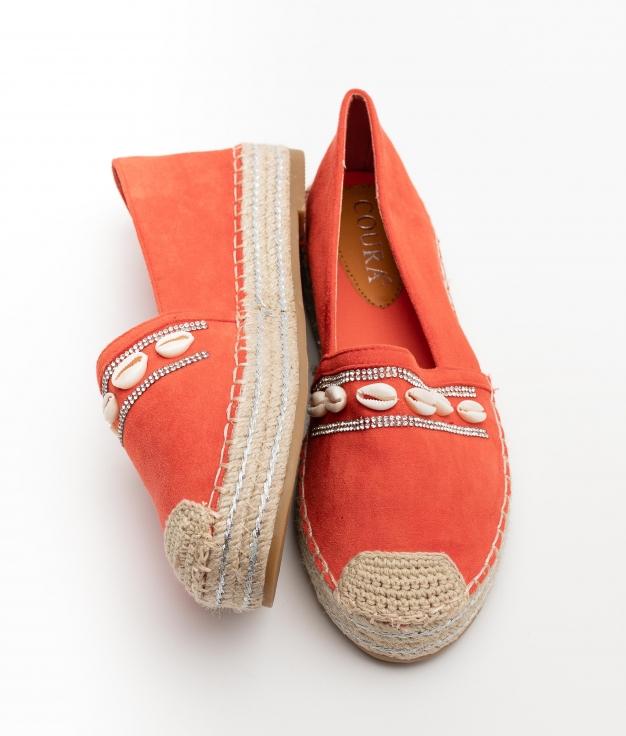 Espadrile Maret - Orange
