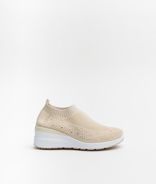 Sneakers Kelea - Beige