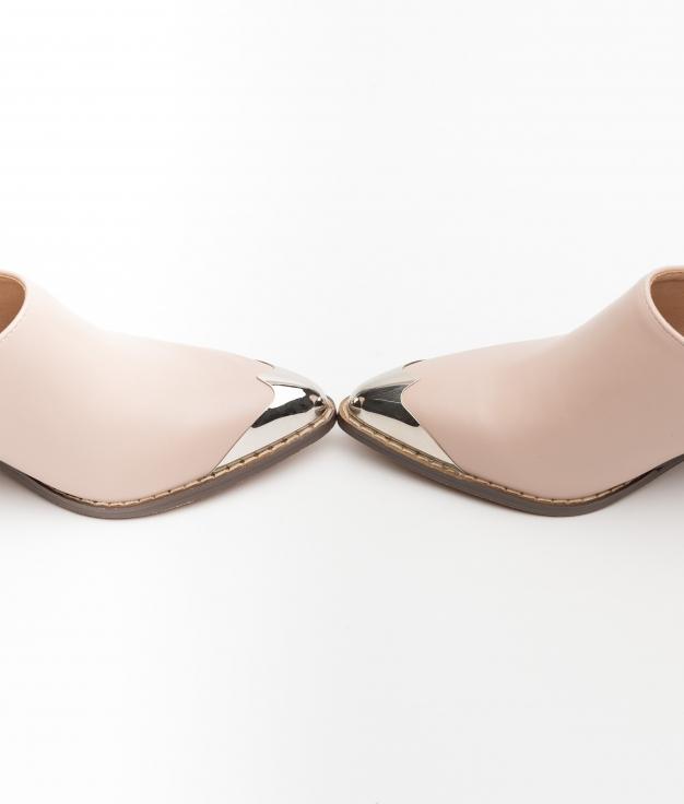 Sandalia de tacón Munkes - Rose