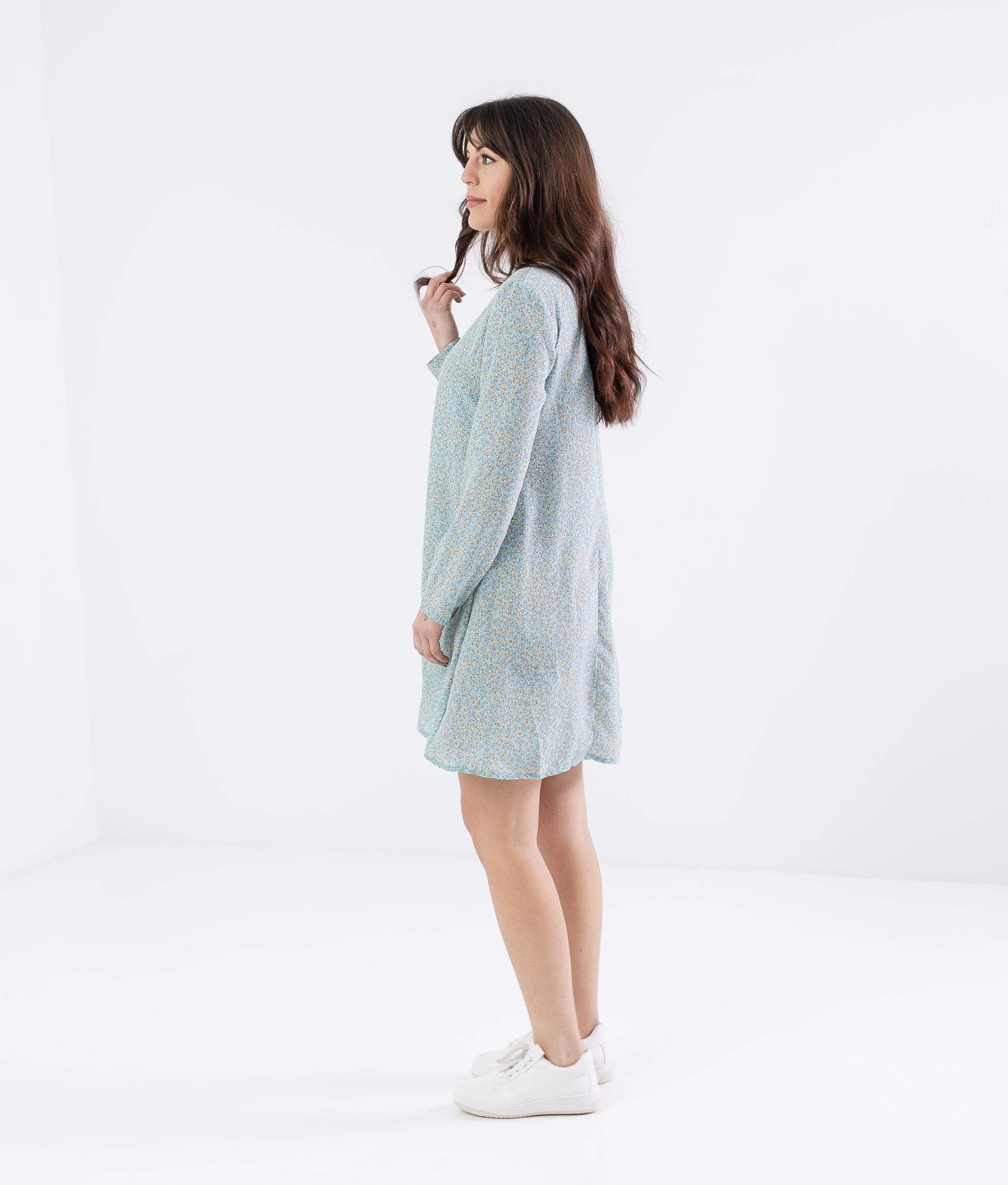 Dress Yeyer - Blue