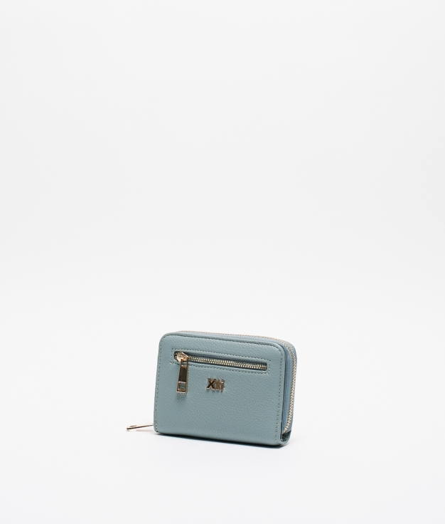 TIGANI XTI COIN PURSE - BLUE