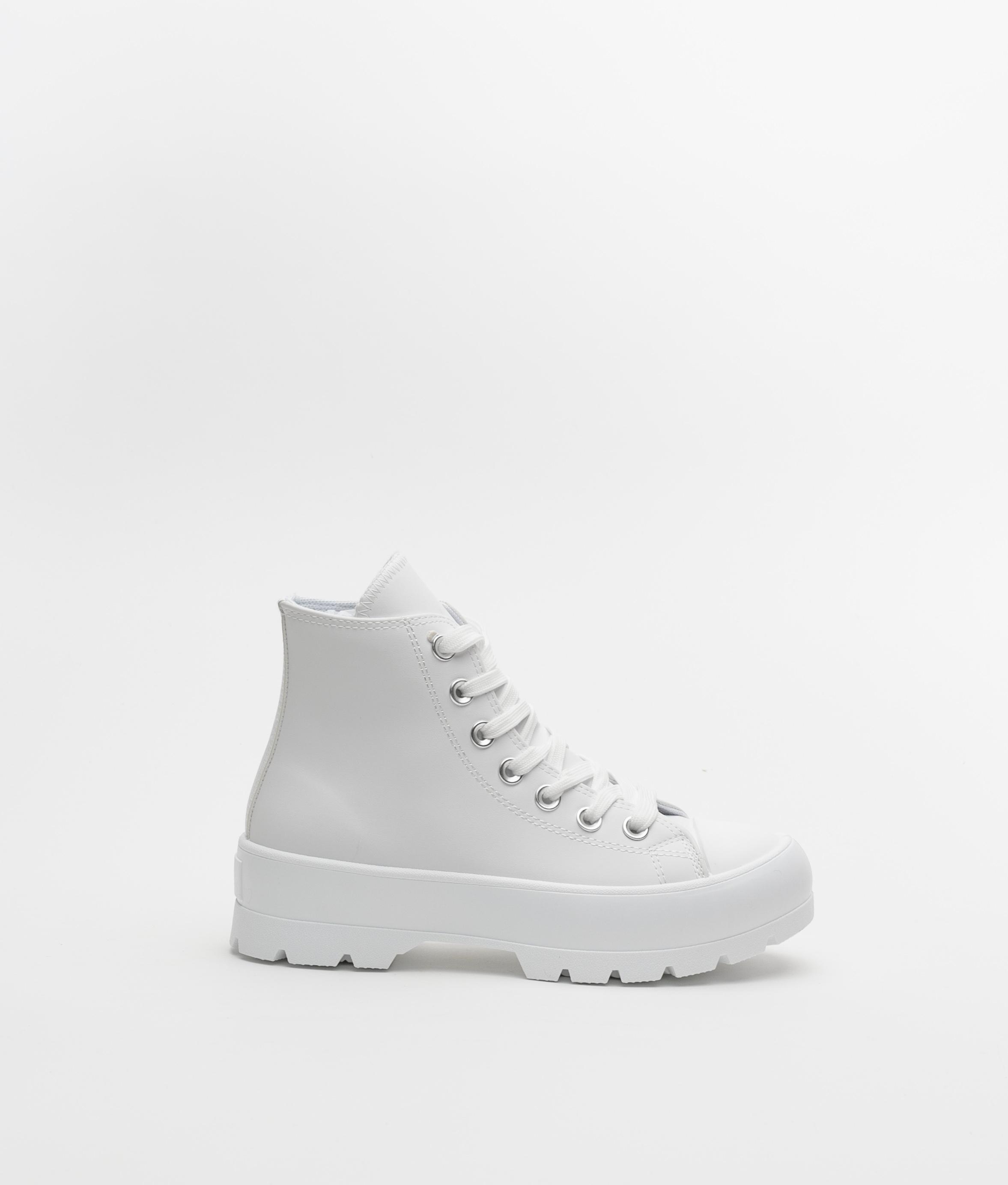 Sneakers Ludi - Blanco Polipiel