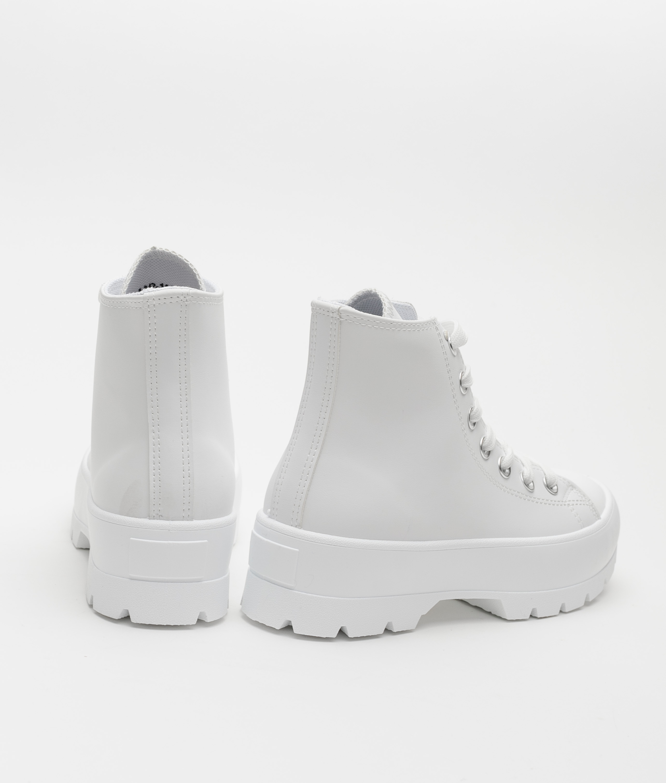 Sneakers Ludi - Blanc Polipiel